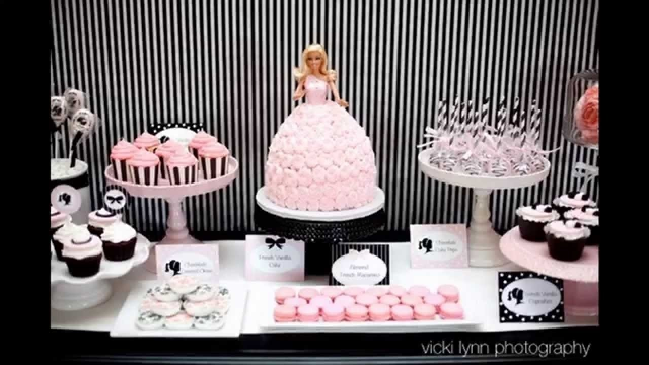 10 Stylish Bridal Shower Themes And Ideas paris themed bridal shower decorating ideas youtube