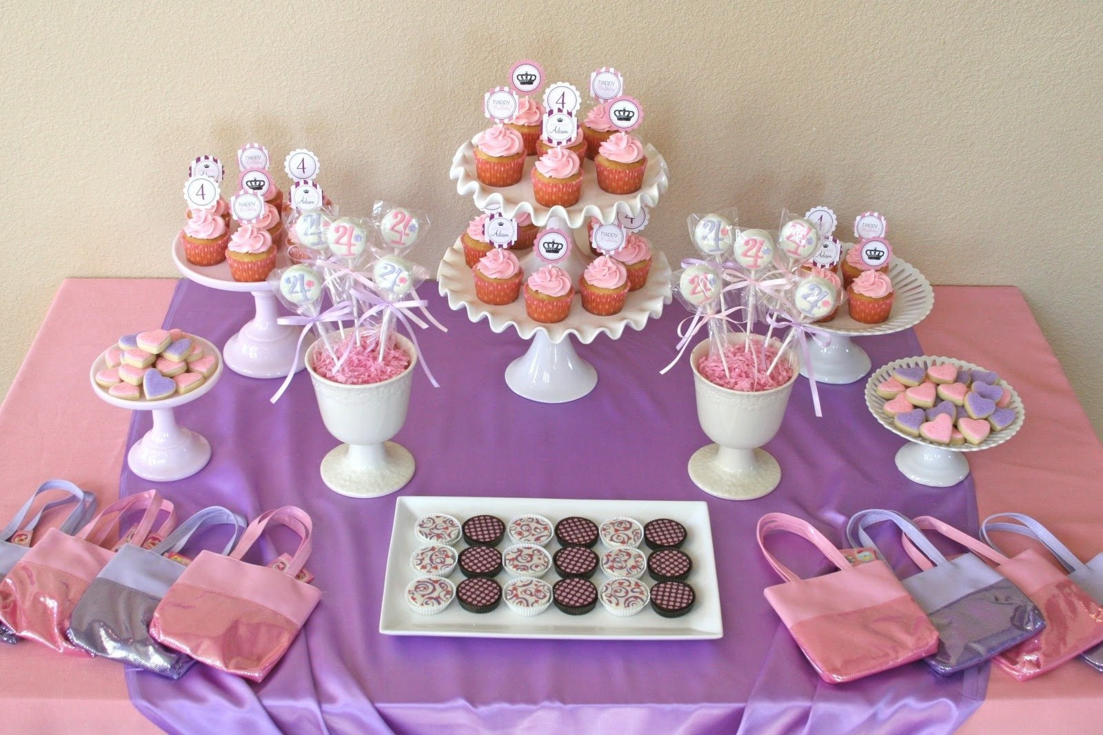10 Unique Princess Party Ideas For 4 Year Old parties adisons princess party glorious treats 2020