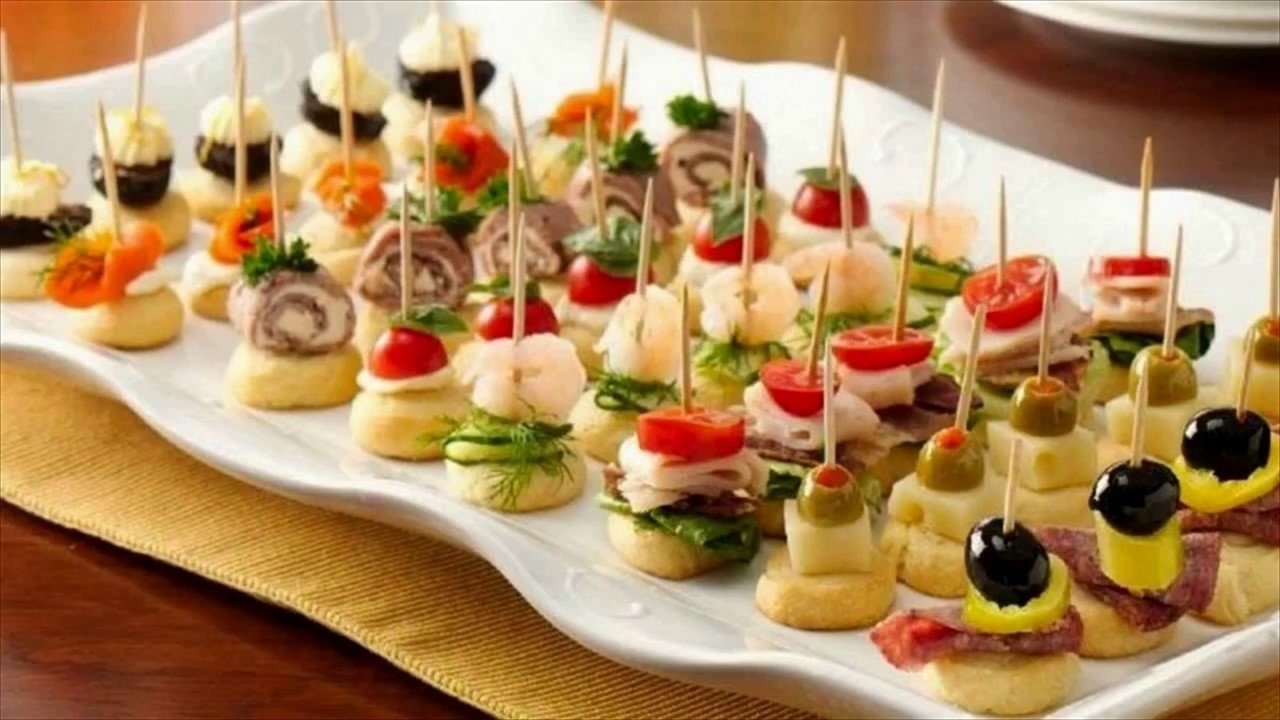 10 Stylish Party Snack Ideas For Adults party appetizers finger food youtube 10