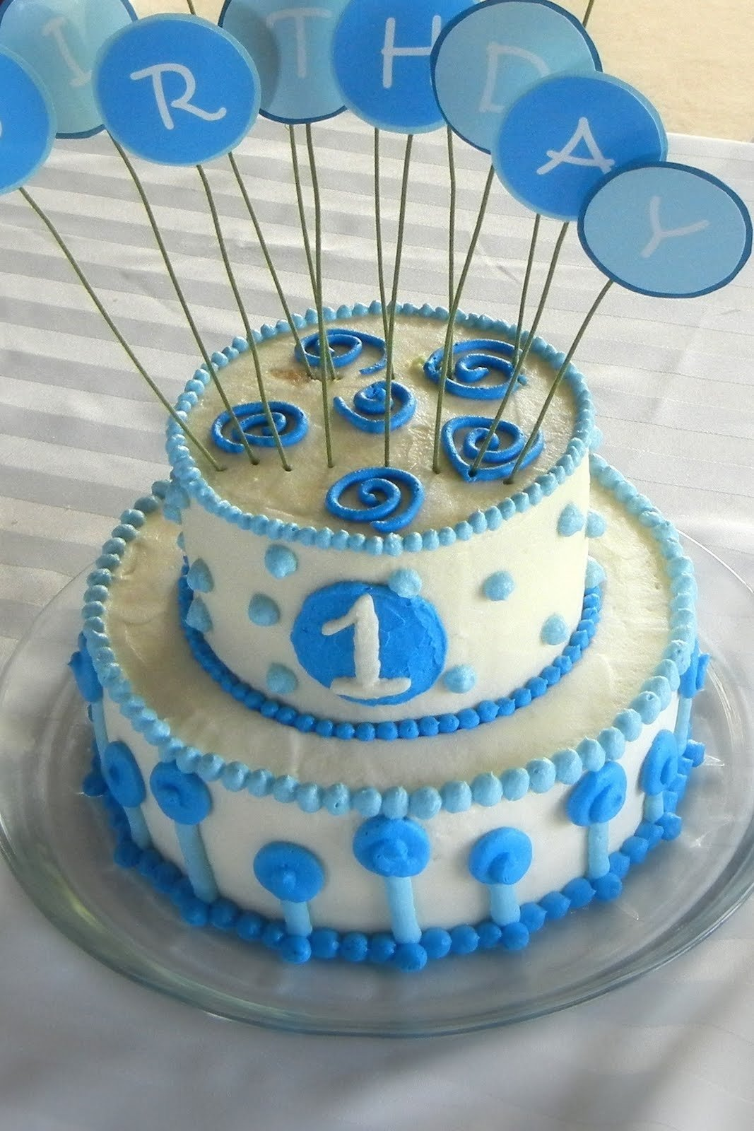 10 Cute Baby Boy First Birthday Cake Ideas Party Cakes 1st