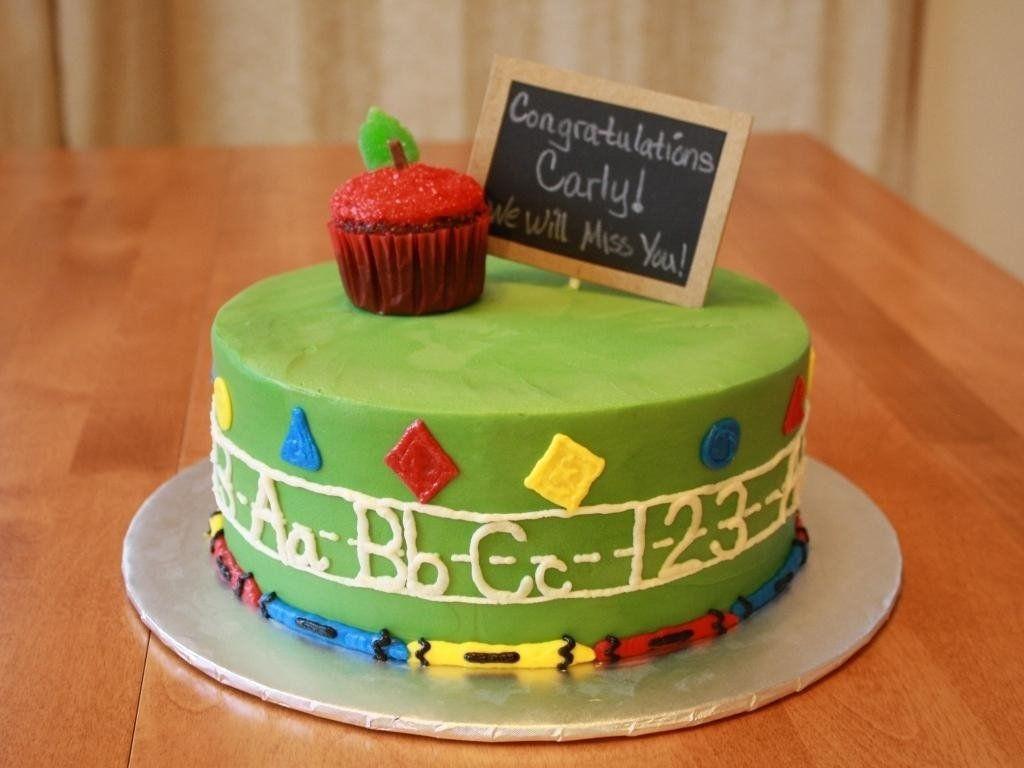 10 Best Back To School Cake Ideas party cakes back to school cake cake ideas