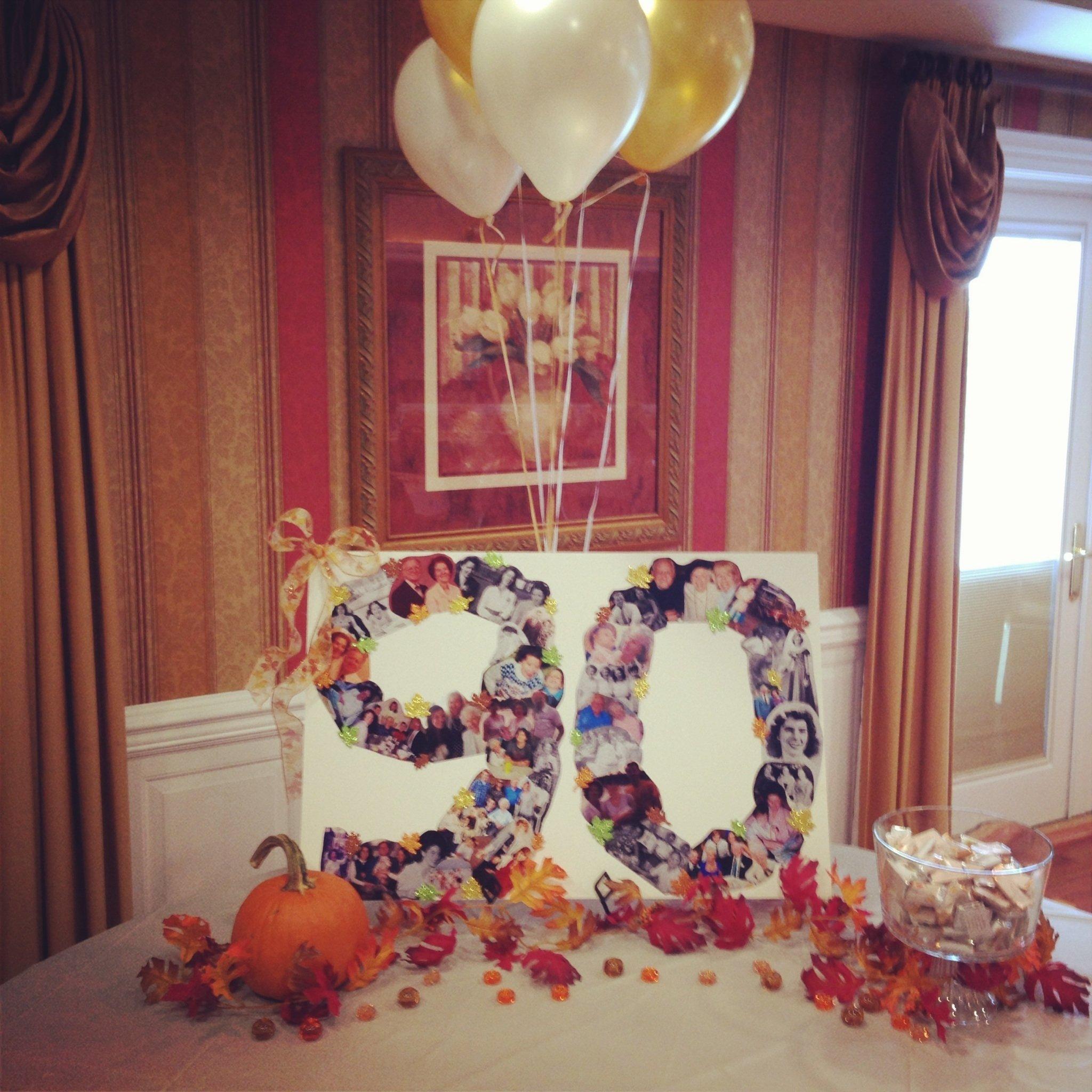 10 Gorgeous Ideas For A 90Th Birthday Party 90th Margusriga Baby