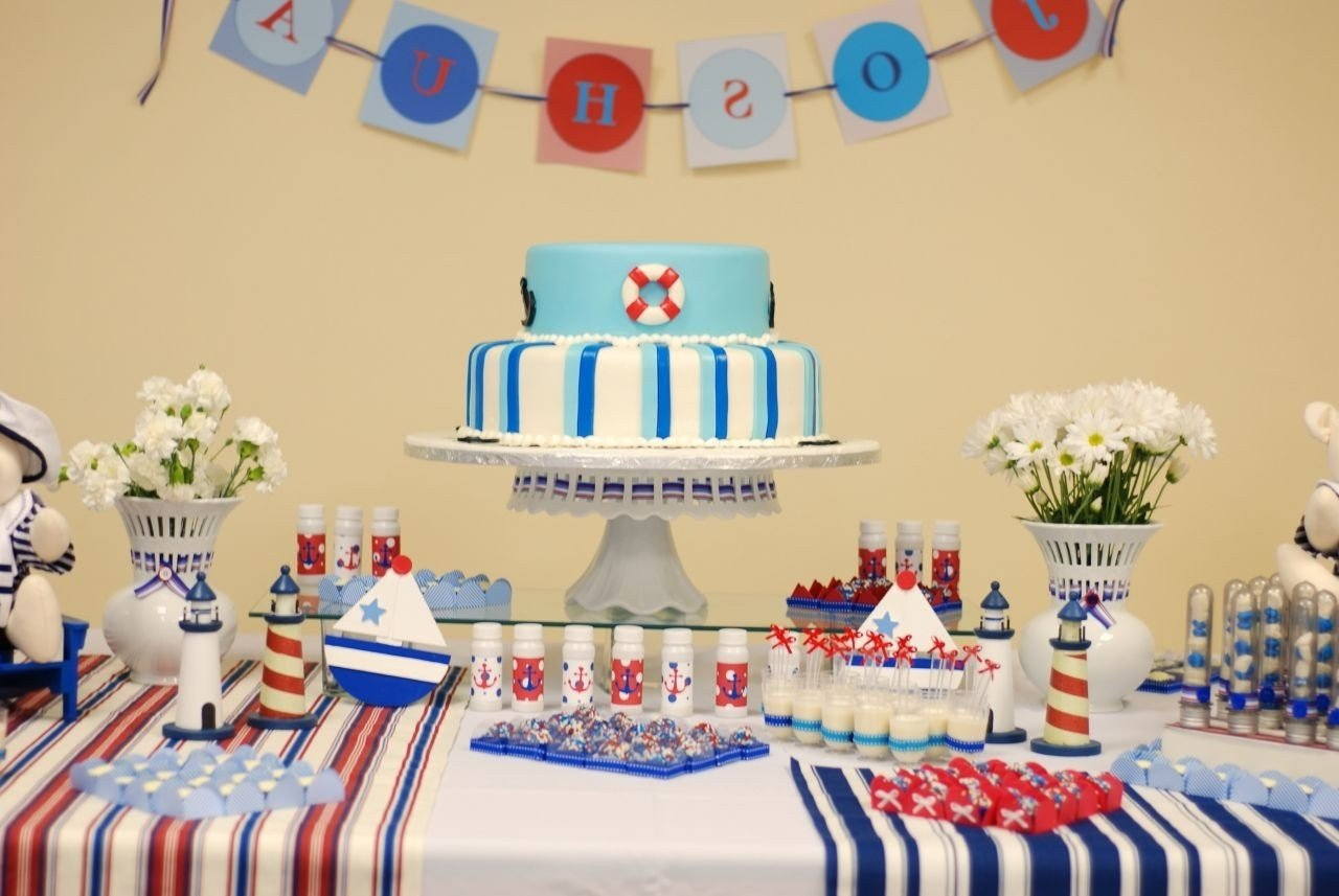 10 Trendy Baby Boy 1St Birthday Ideas Party For 1st Nice Decoration
