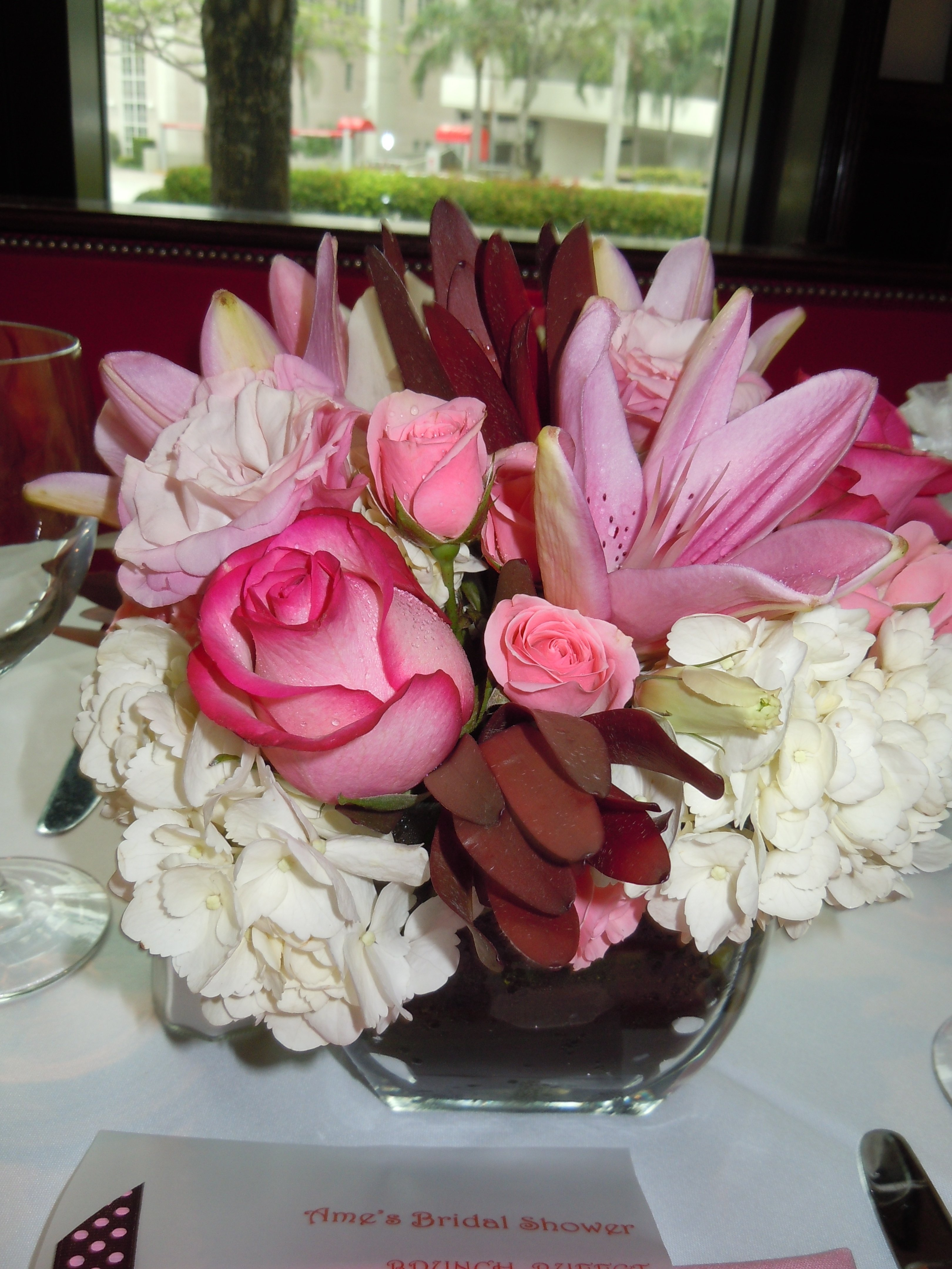 10 Fantastic Pink And Brown Wedding Ideas party ideas pink brown bridal shower motif 2021