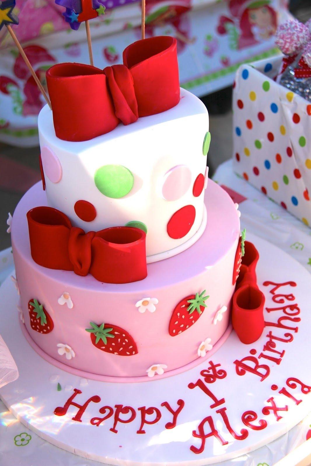10 Attractive Strawberry Shortcake Birthday Cake Ideas party ideas strawberry shortcake themed birthday and diy lemonade 1 2020