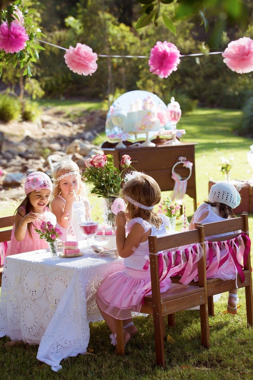 10 Stylish Princess Tea Party Birthday Ideas party inspirations vintage princess tea partymemories are sweet 2020