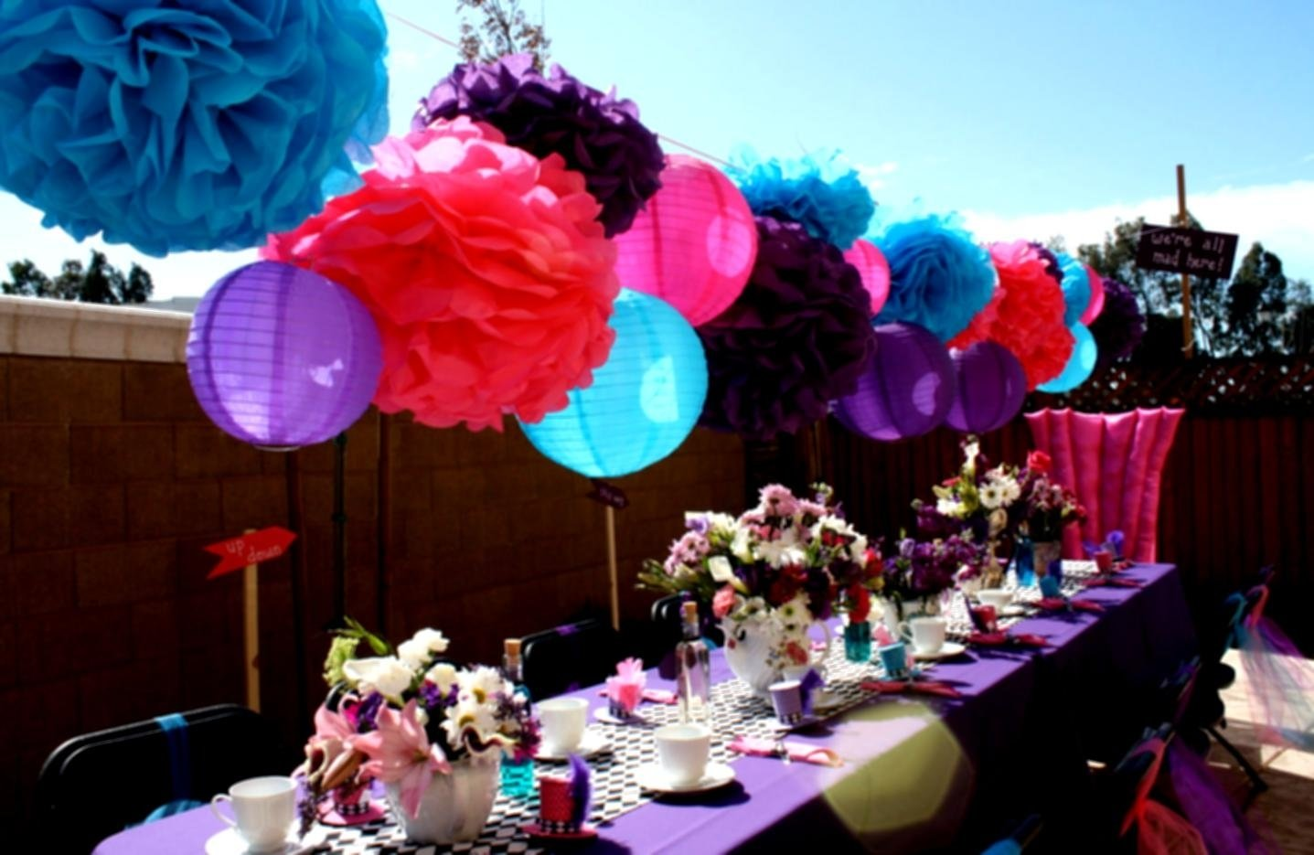 10 Awesome Party Theme Ideas For Adults party theme ideas for adults birthday decoration winter homelk 2