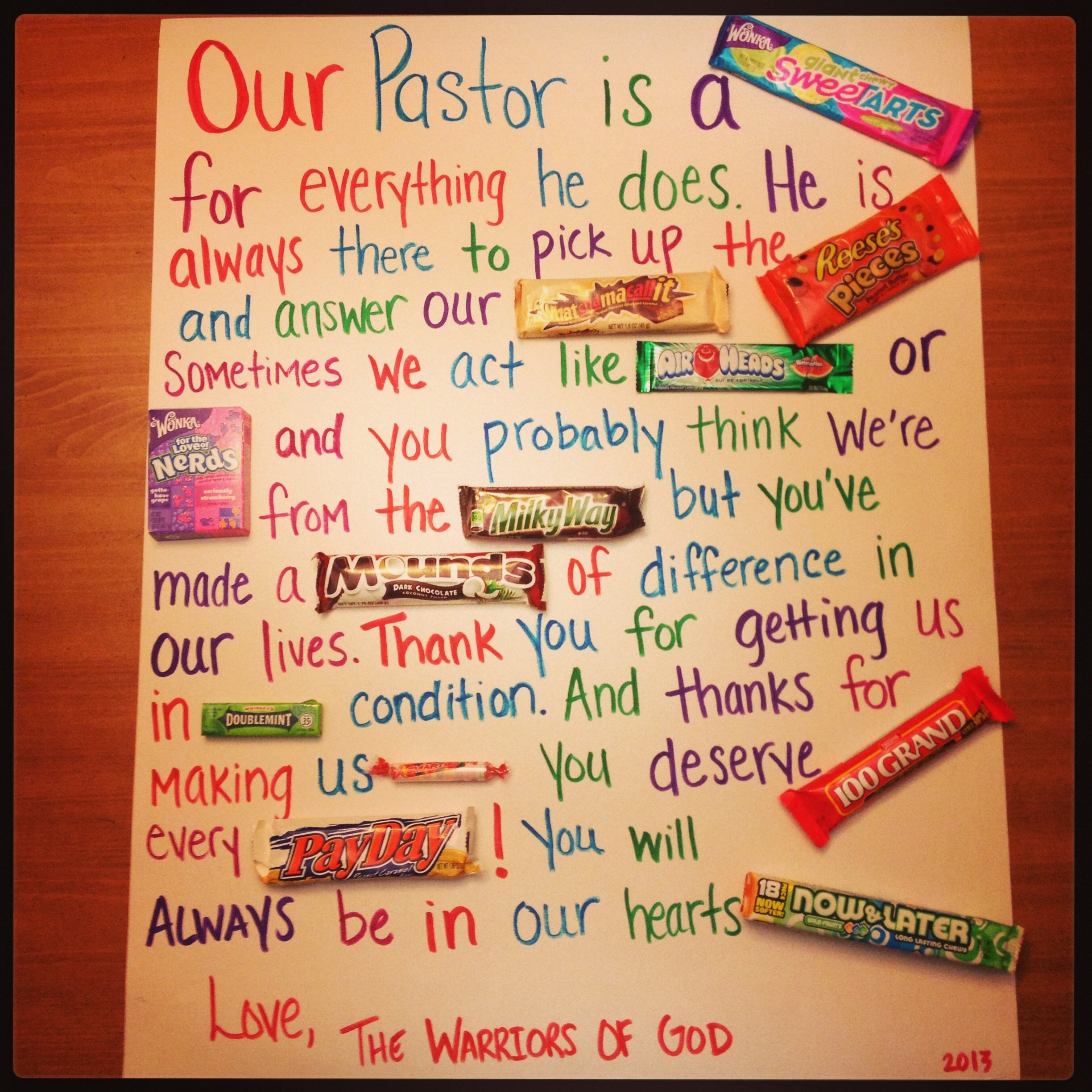 10 Stylish Ideas For Pastor Appreciation Month pastor appreciation month youth group pinterest pastor 1 2020