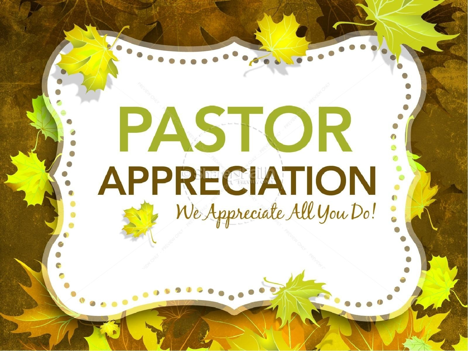 10 Stylish Ideas For Pastor Appreciation Month pastor appreciation powerpoints powerpoint sermons 2020