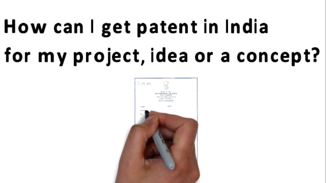 10 Amazing How To Patent A Idea patent procedure time line and cost of patent filing in india 28 2020