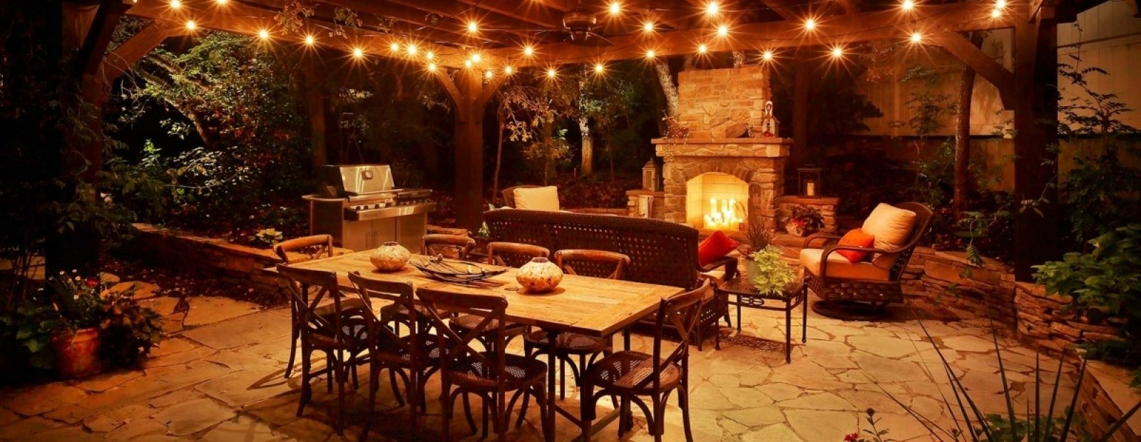 10 Amazing Outdoor Lighting Ideas For Patios patio lighting ideas outdoor and calladoc 2020