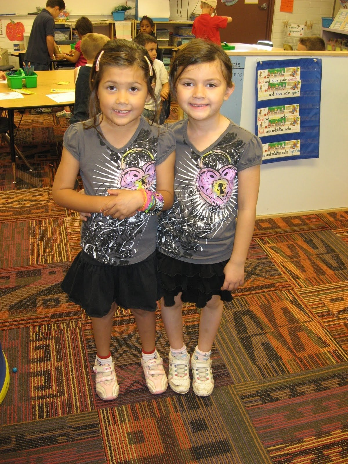 10 Best Spirit Week Twin Day Ideas pcs prek 8 kindergarten 2012 2013 twin triplet day and how awesome