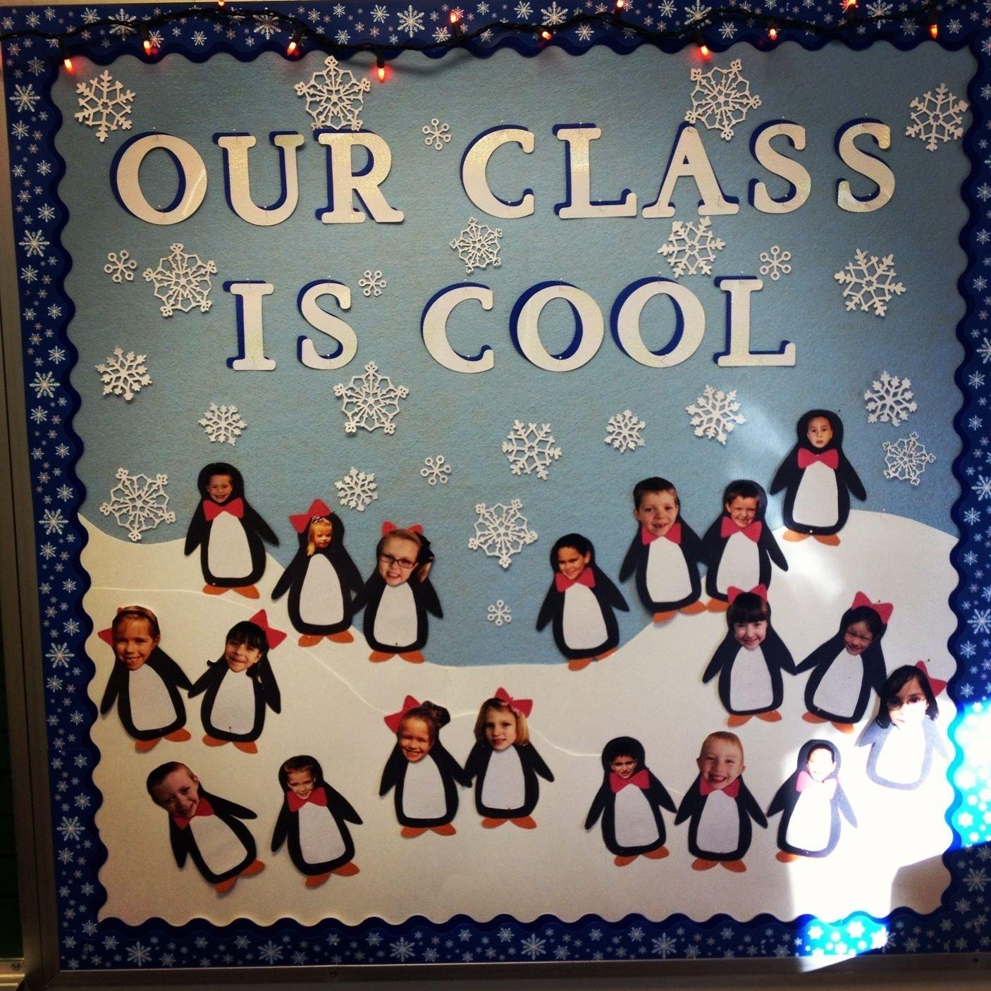 penguin bulletin board … | pinteres…