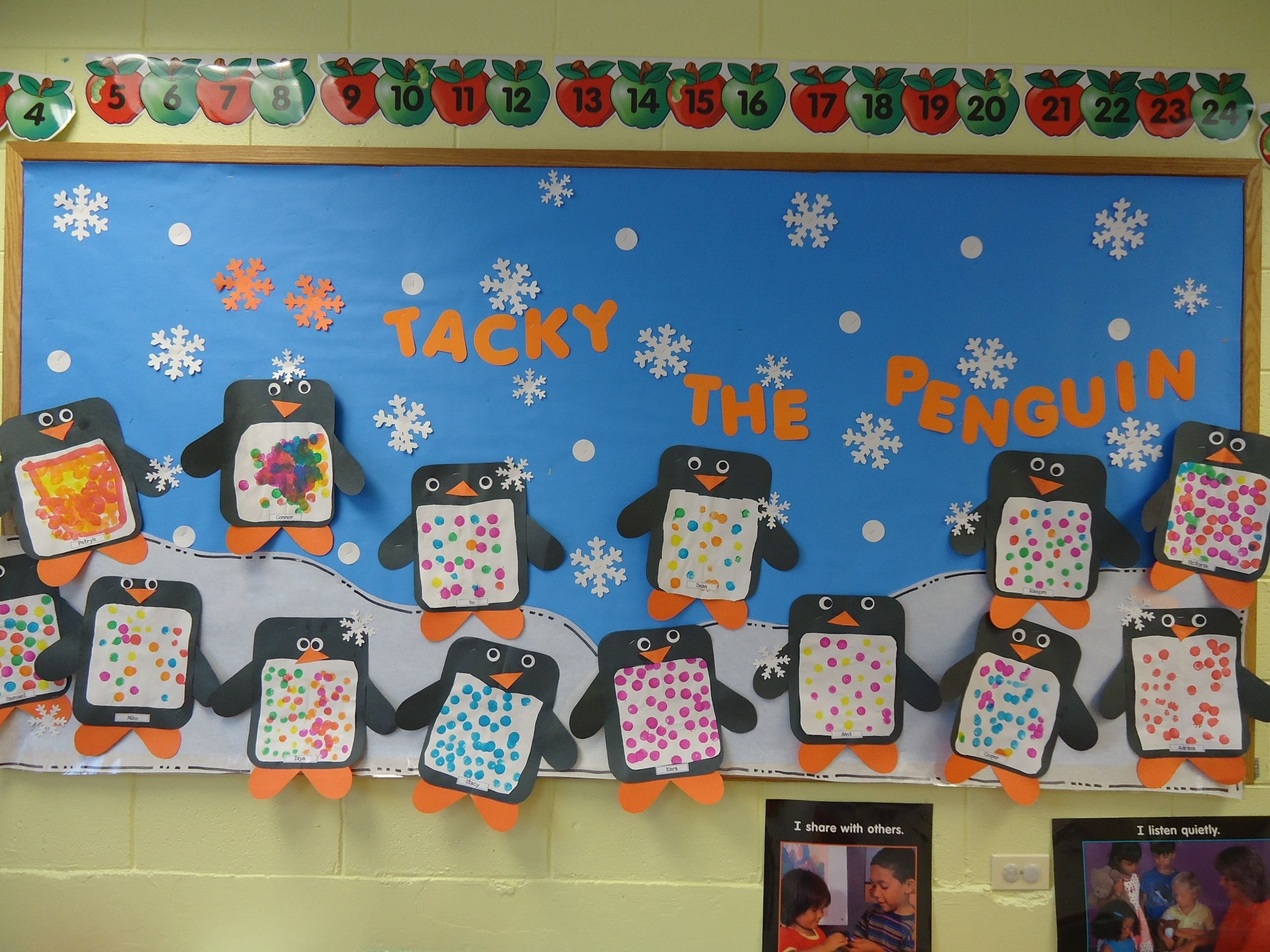 10 Great Winter Bulletin Board Ideas For Preschool penguin bulletin board we read tacky the penguin and made this fun 2020