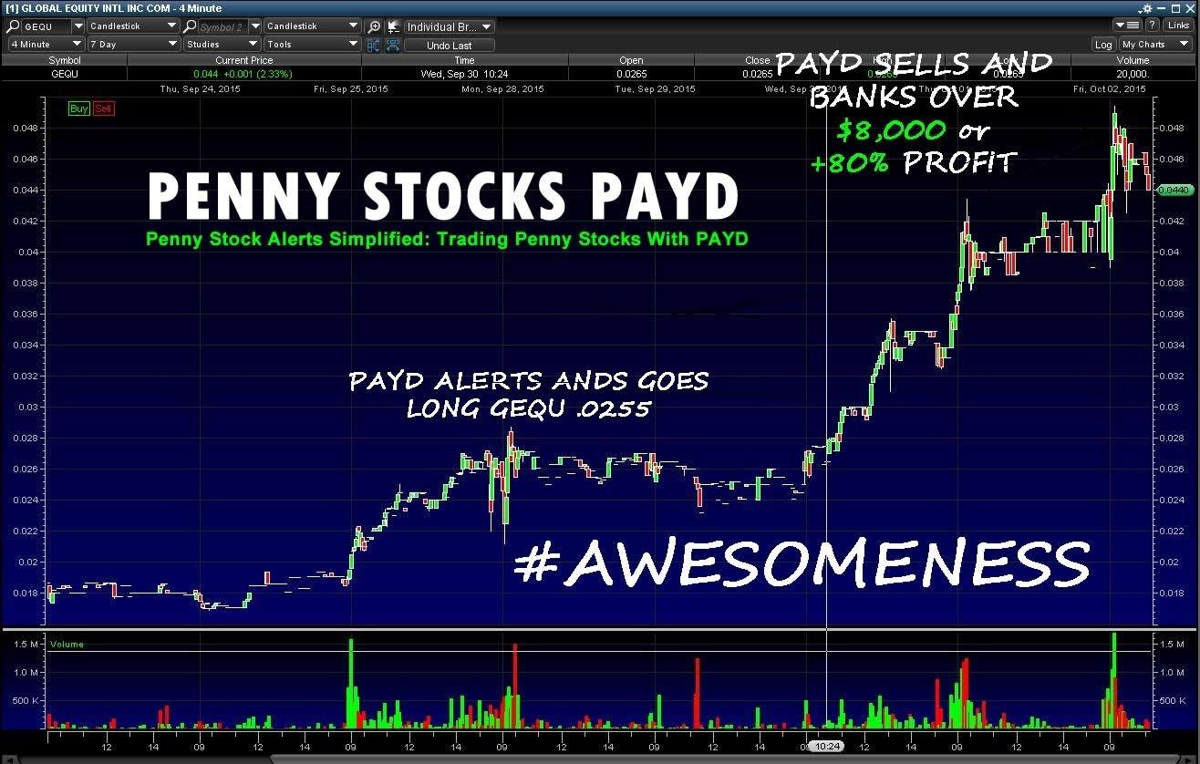penny stocks – penny stocks