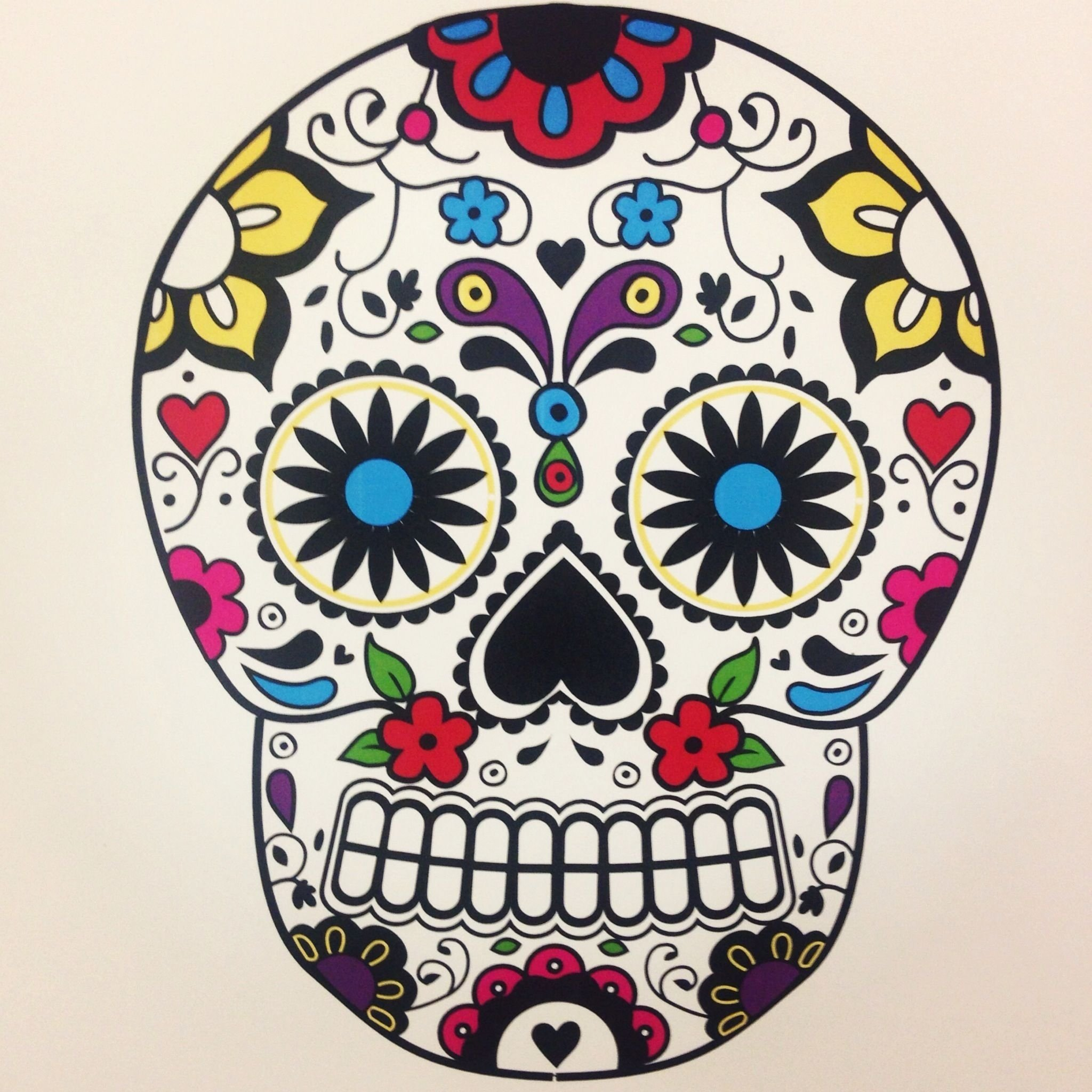 10 Famous Day Of The Dead Craft Ideas people celebrate dia de los muertos to honor their deceased loves