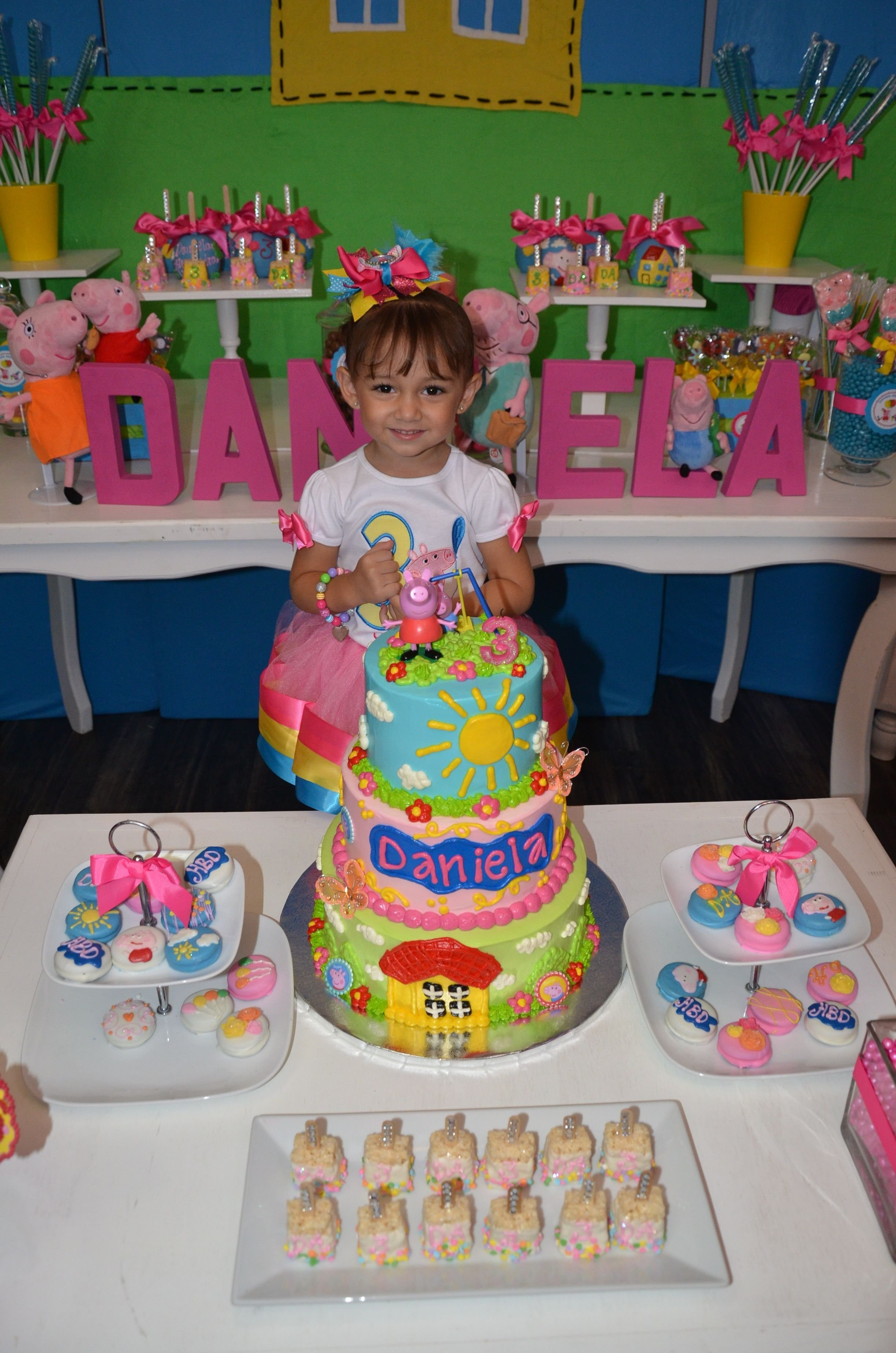 10 Unique Peppa Pig Birthday Party Ideas peppa pig birthday party dany 3 pinterest pig birthday 2021