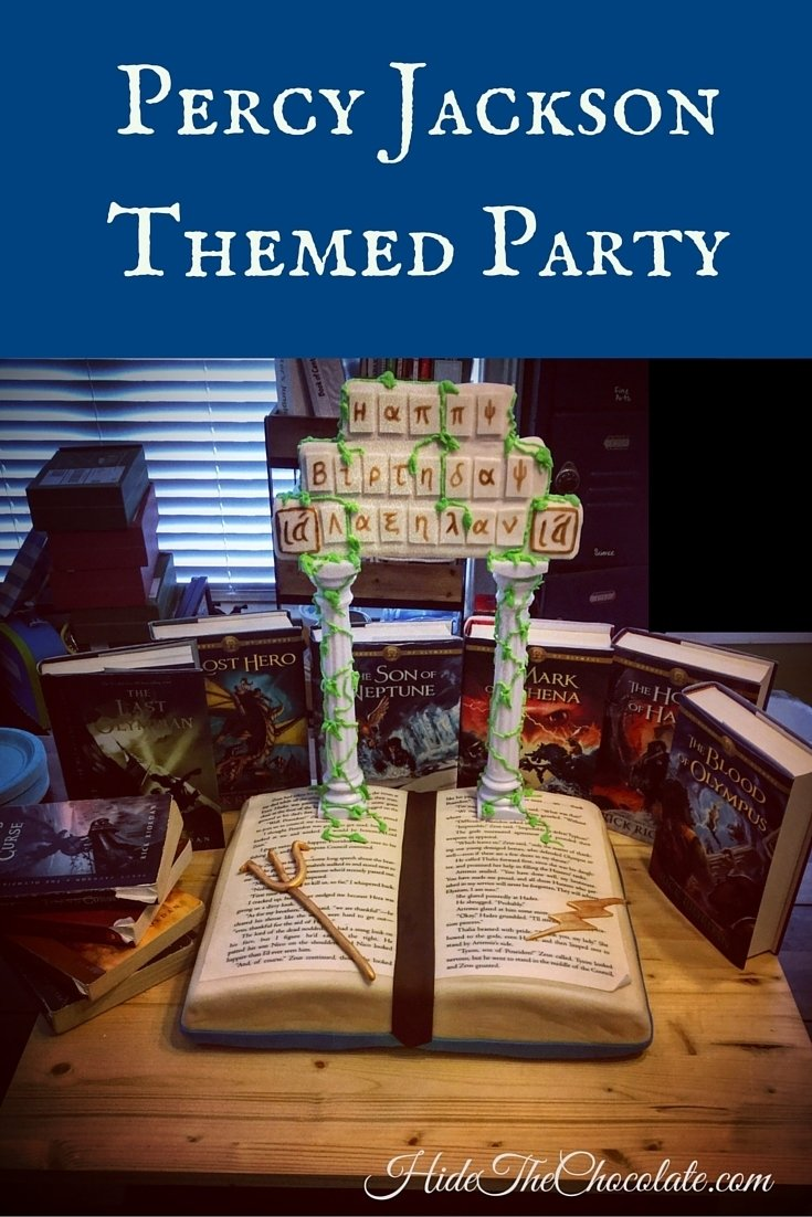 10 Lovely Percy Jackson Birthday Party Ideas percy jackson themed party 2021