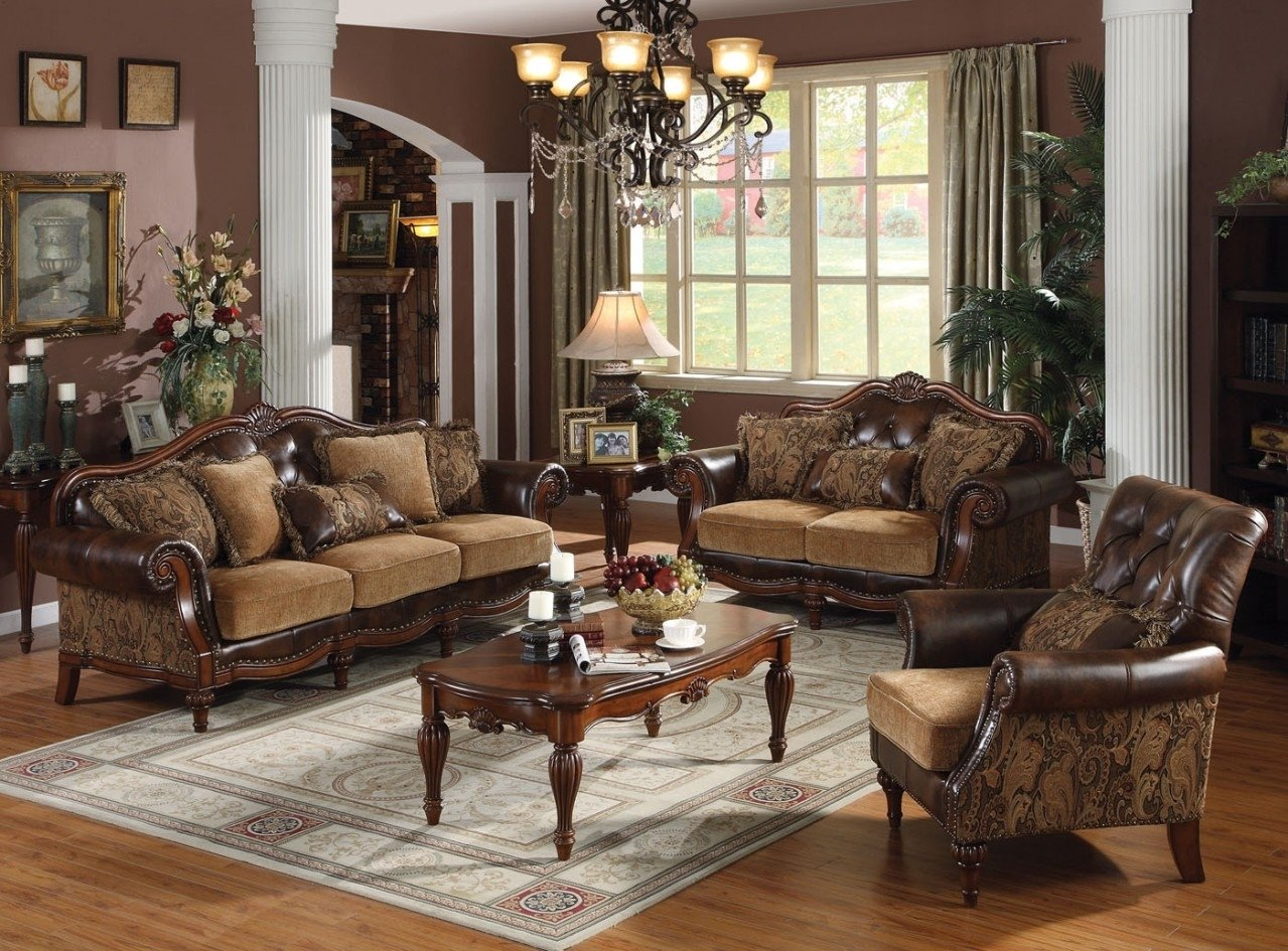 10 Fantastic Living Room Decorating Ideas Traditional perfect free traditional living room decoratin 21167 2021