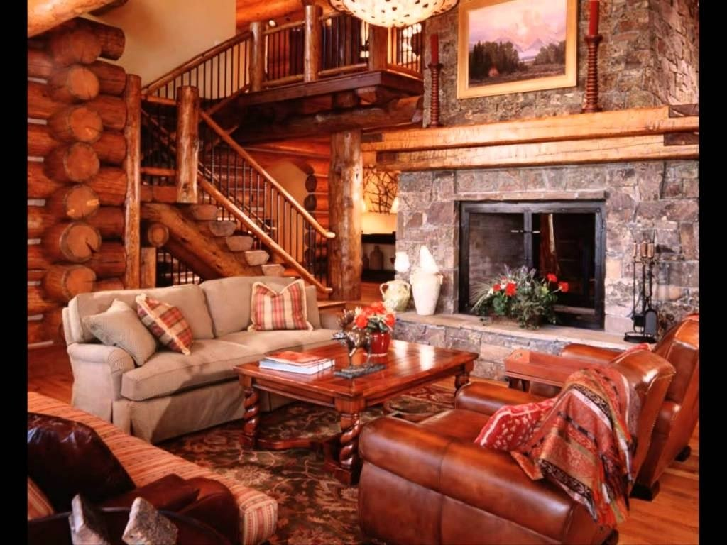 10 Most Popular Log Cabin Interior Design Ideas perfect log cabin interior design ideas best for your home 2020