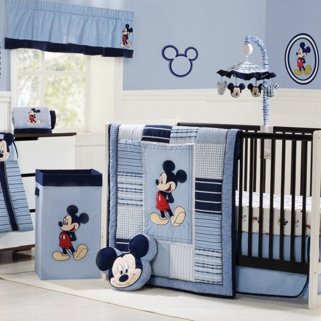 10 Elegant Baby Boy Ideas For Nursery perfect nursery themes for boys baby room boy awesome decor mickey 2020