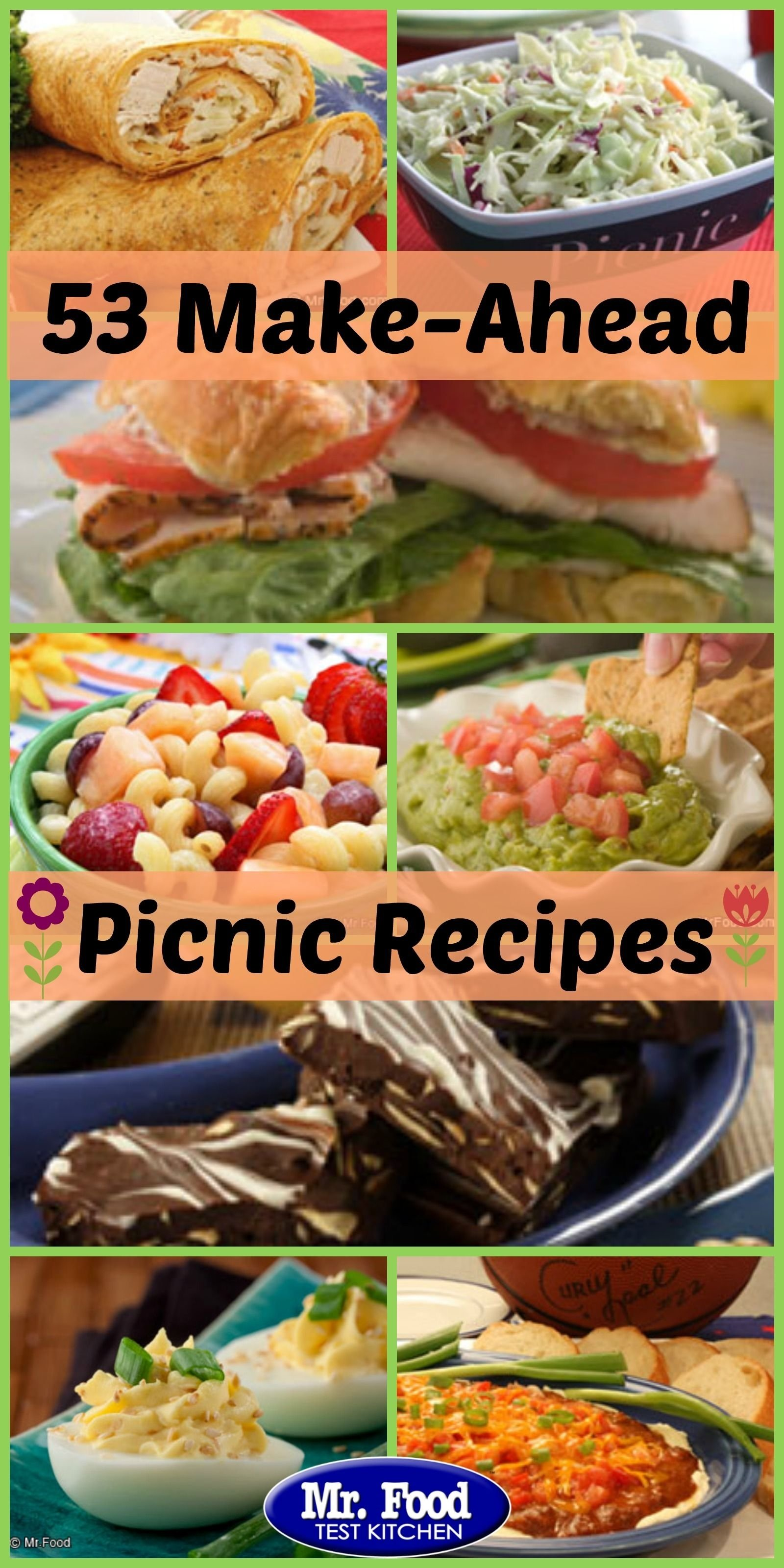 10 Ideal Picnic Food Ideas For A Crowd 2019