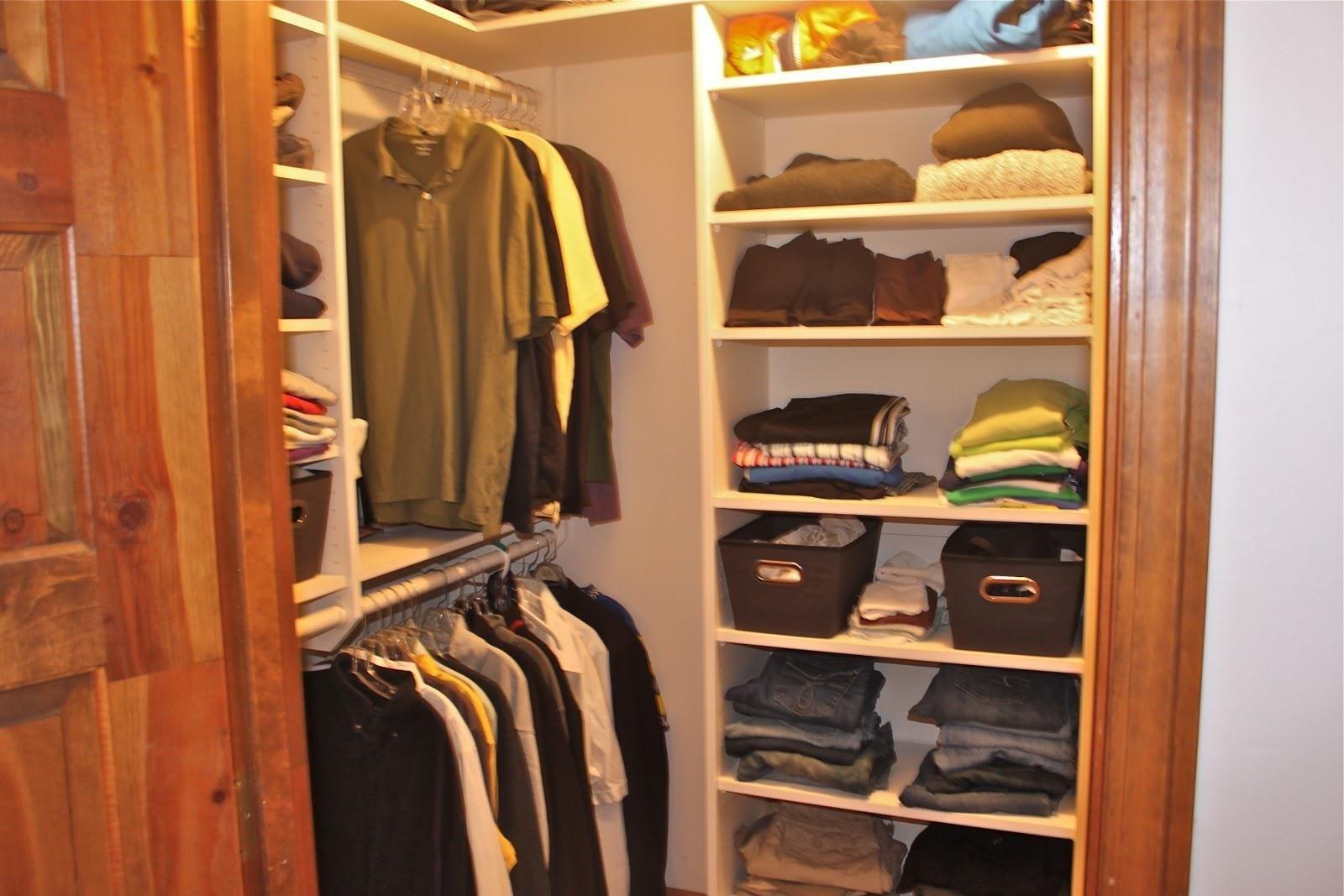 10 Fantastic Small Walk In Closet Design Ideas perfect small walk in closets ideas nice design for you surripui