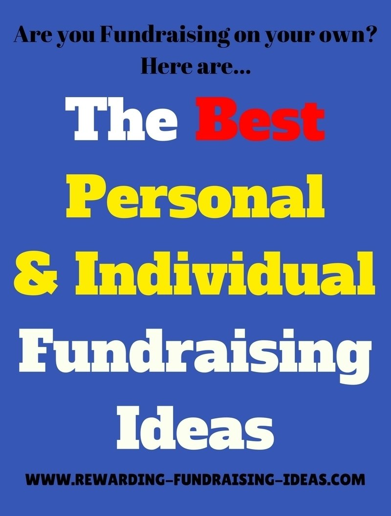 10 Stunning Fundraising Ideas For Non Profit personal fundraisers profitable ideas for individual causes