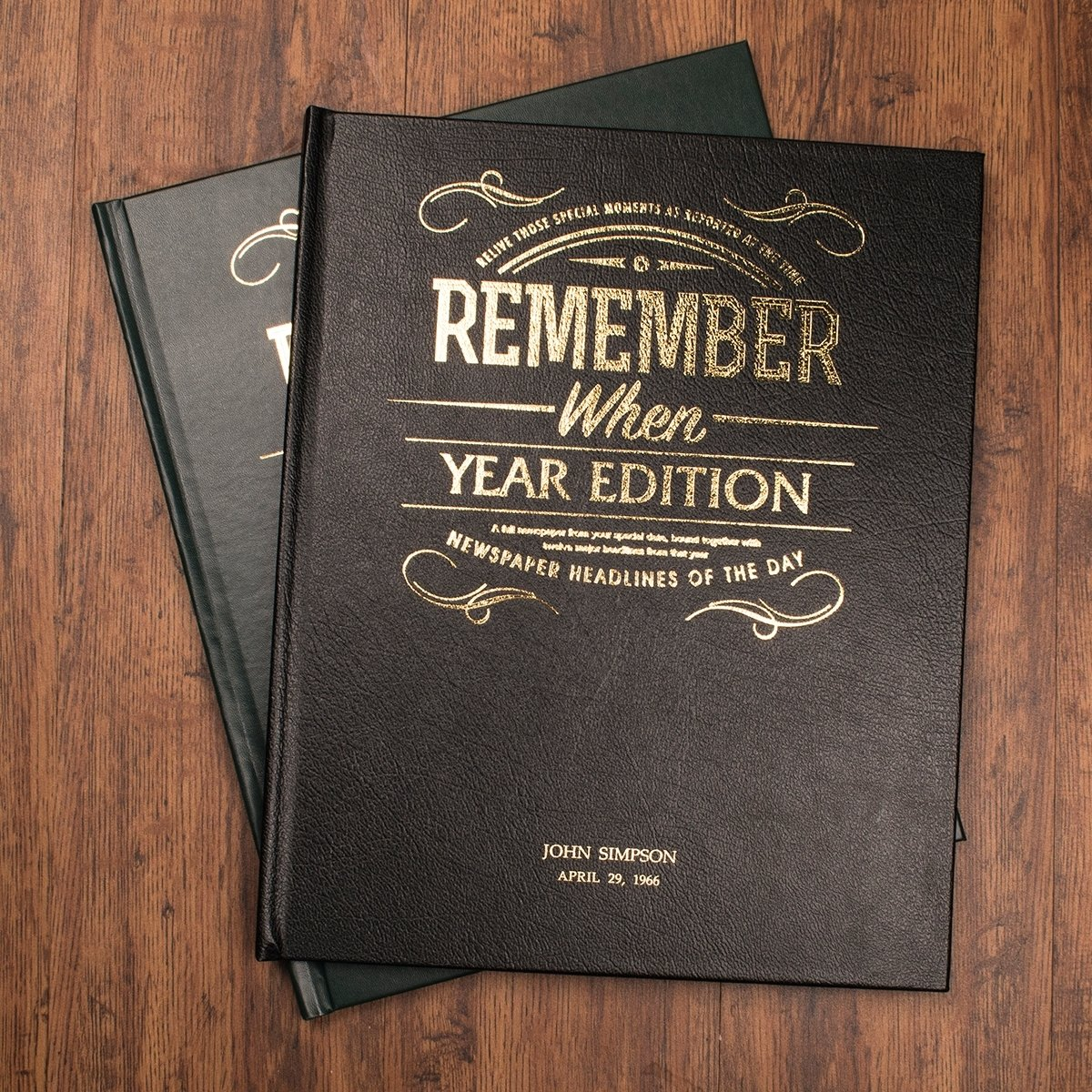 10 Fabulous 50Th Birthday Ideas For Wife personalised book newspaper year gettingpersonal co uk