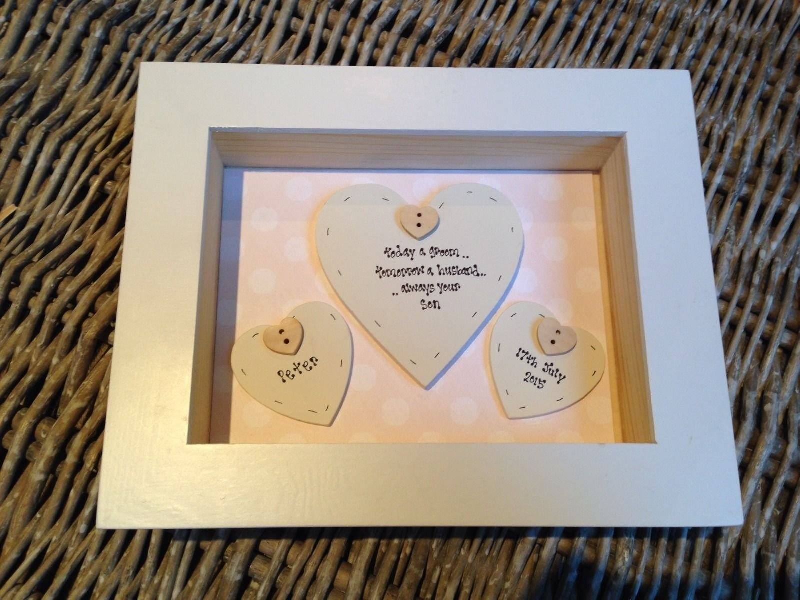 10 Lovable Mother Of The Groom Gift Ideas personalised chic mother of the groom wedding gift box frame present mum 2020