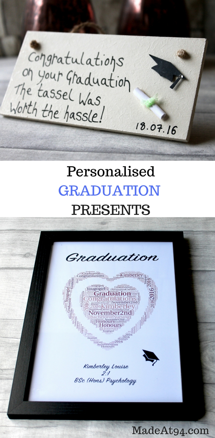 10 Nice College Graduation Gift Ideas For Boyfriend personalised graduation gifts graduation gifts gift and grad gifts