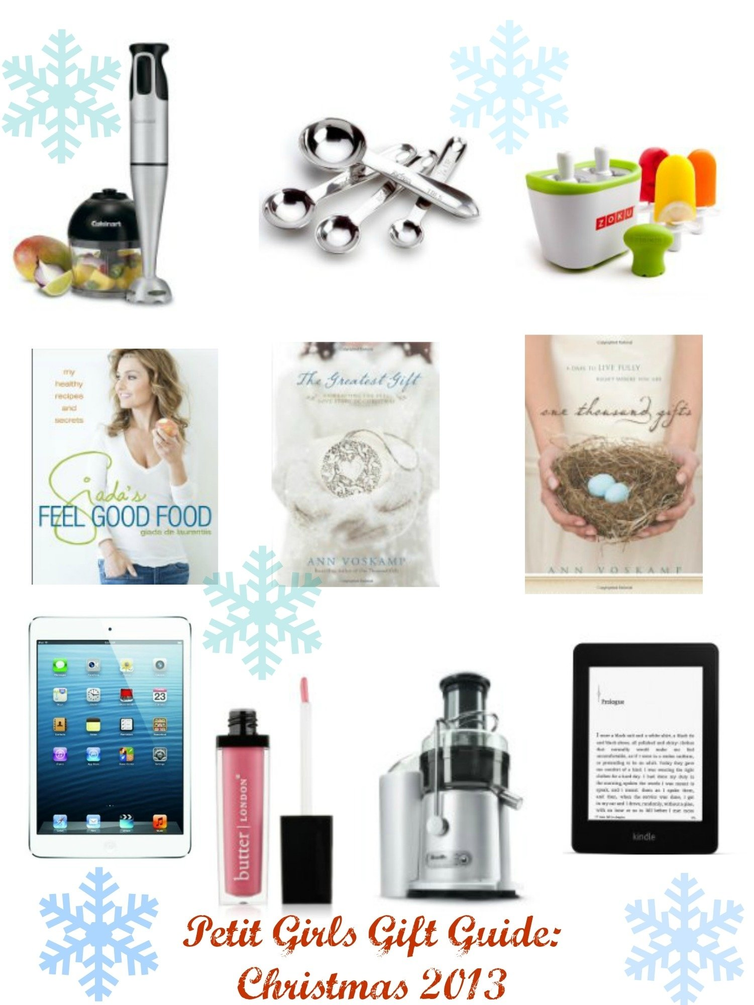 petit girls gift guide: christmas gift ideas 2013 - petit foodie