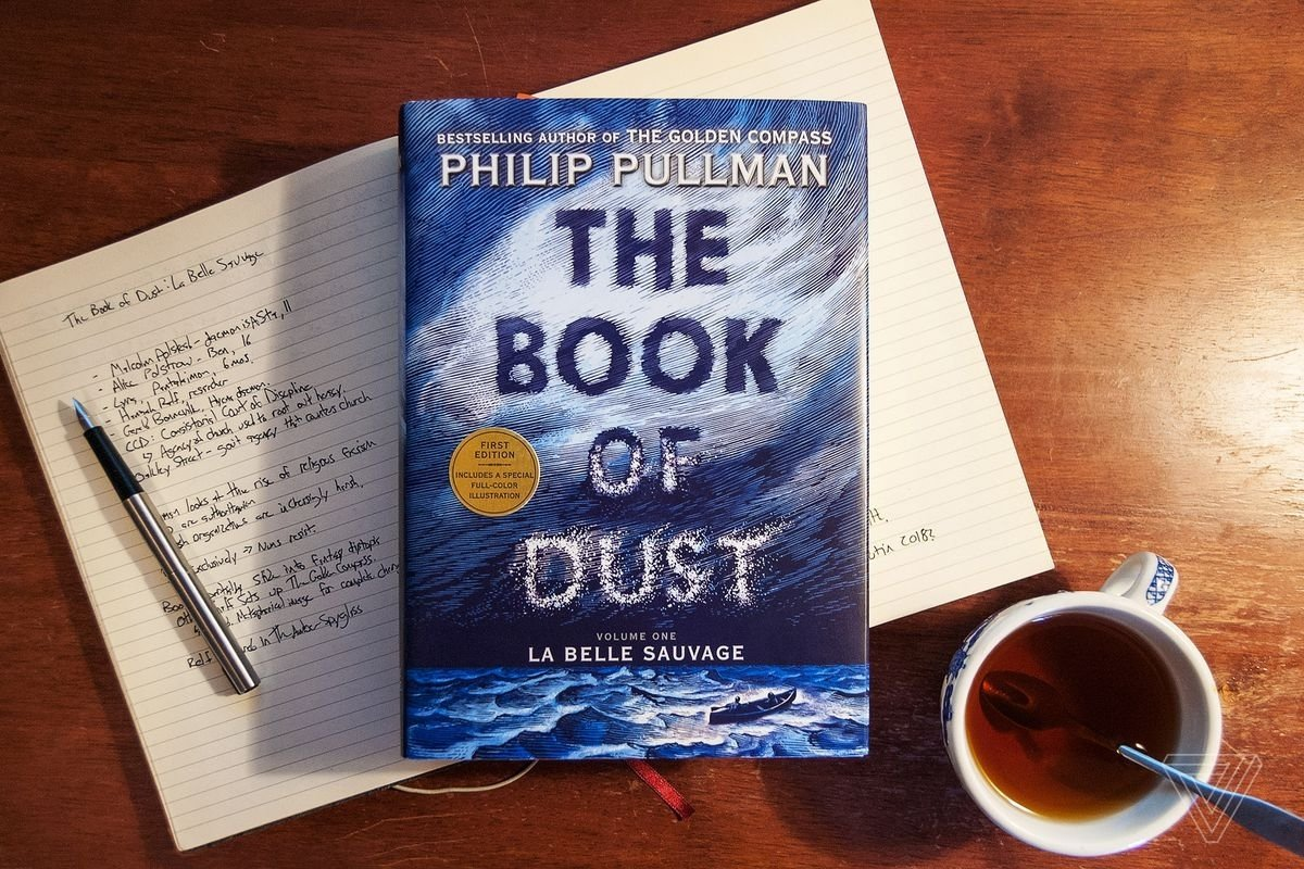 10 Fabulous The Book Of Bright Ideas philip pullmans the book of dust is a conflicting but rewarding 2021
