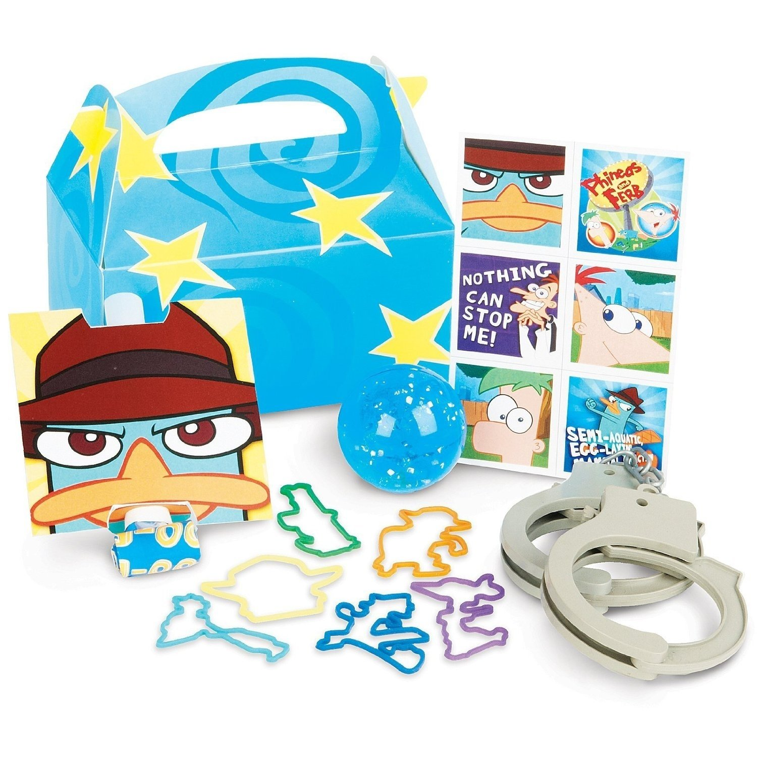 10 Most Popular Phineas And Ferb Party Ideas phineas and ferb birthday favors party ideas pinterest favours 2020