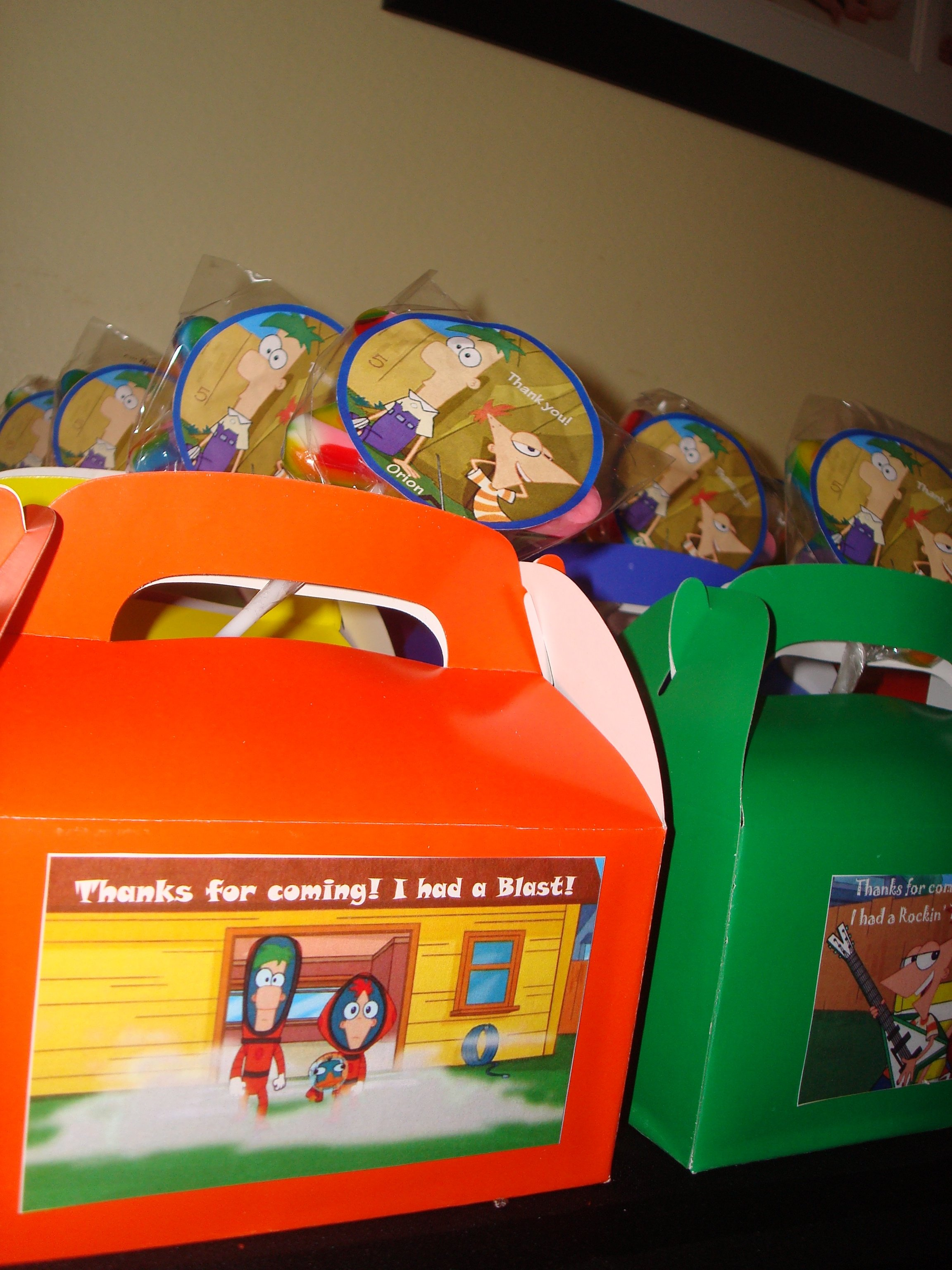 10 Most Popular Phineas And Ferb Party Ideas phineas and ferb birthday wcgevents 2020