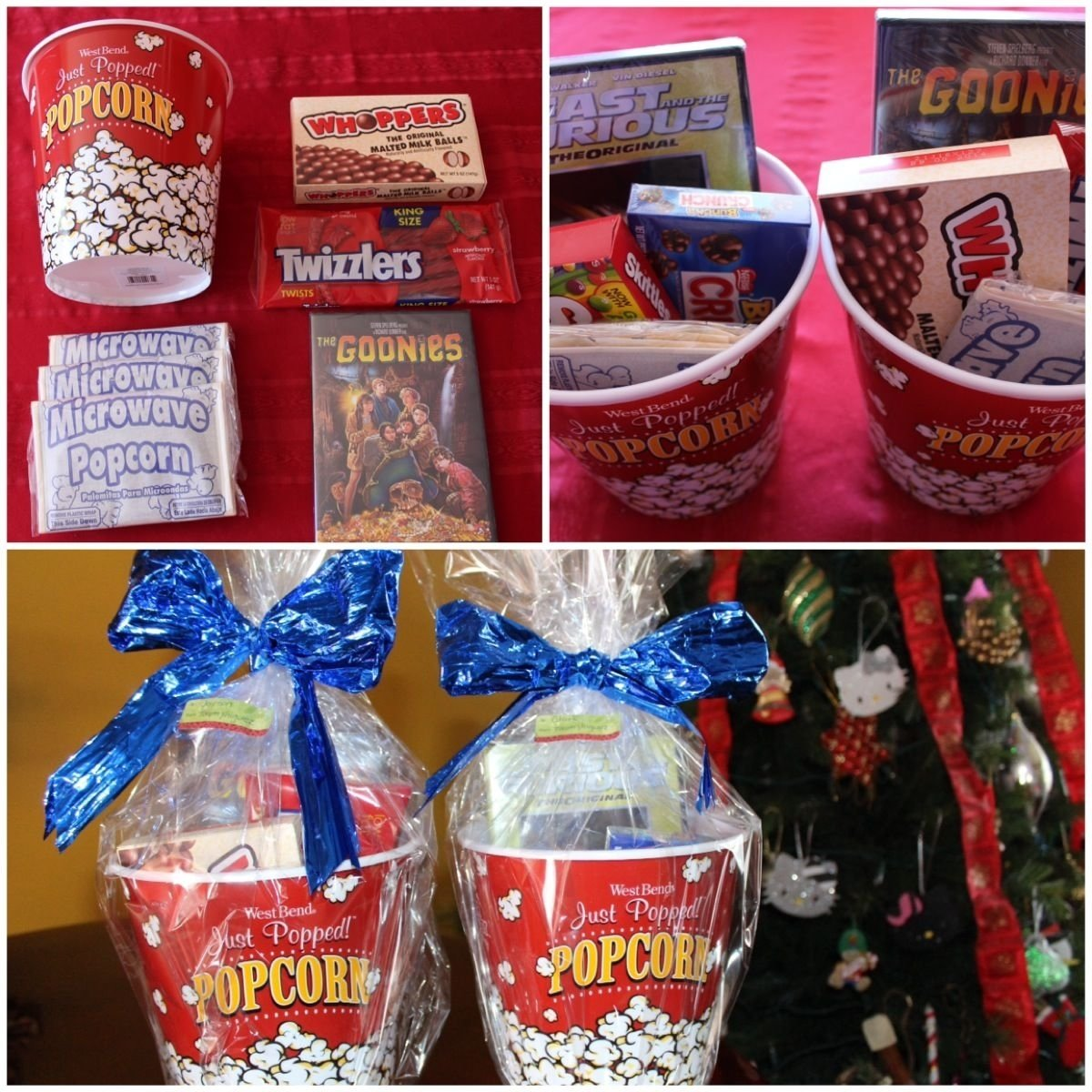 10 unique movie themed gift basket ideas