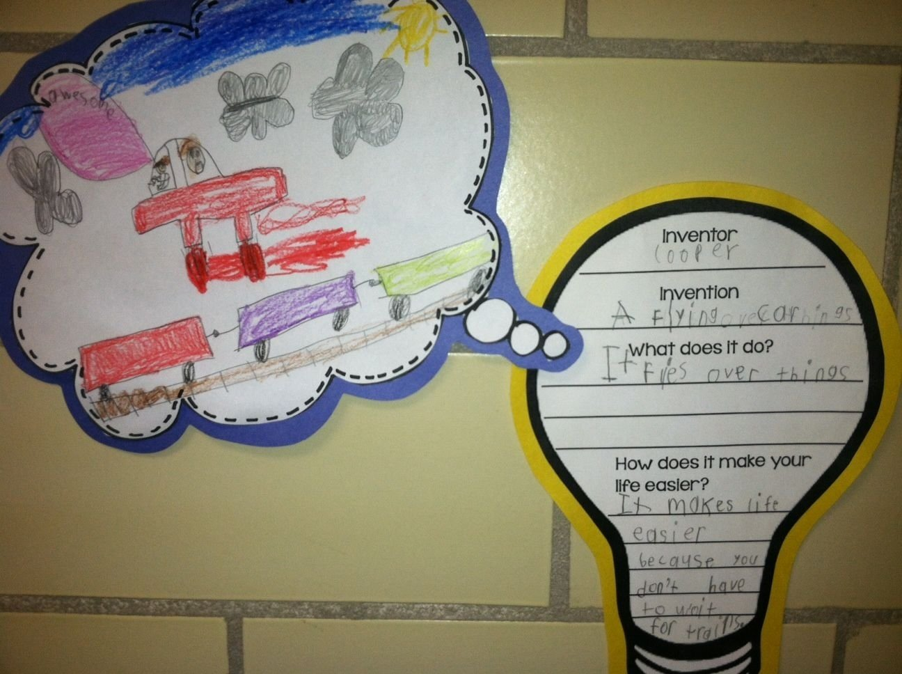 10 Lovely Invention Ideas For School Project photo 51 1296x968 pixels kinder pinterest curriculum and