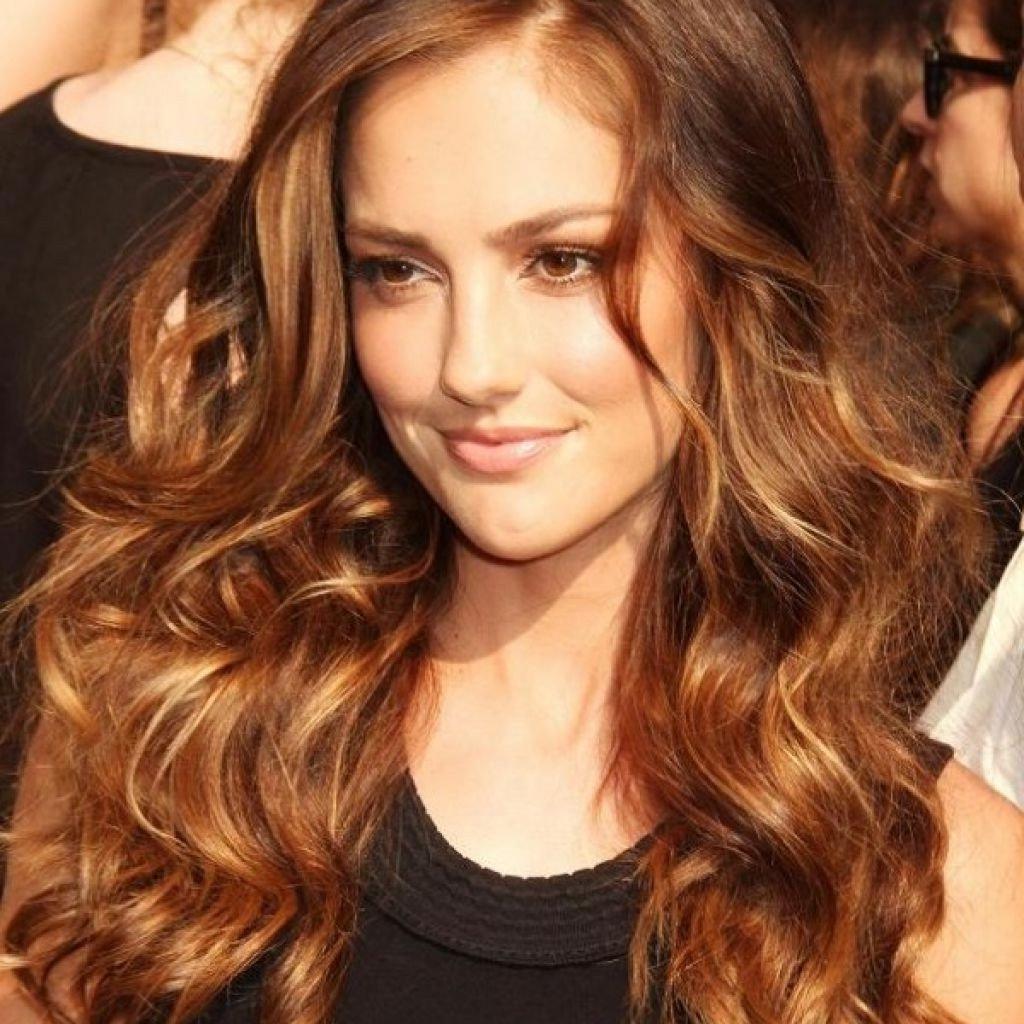 10 Pretty Chestnut Brown Hair Color Ideas