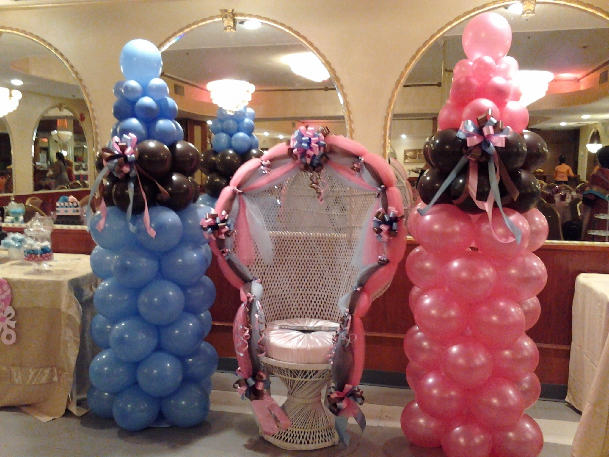 10 Fantastic Baby Shower Chair Decoration Ideas photo baby shower chair rental image 2021