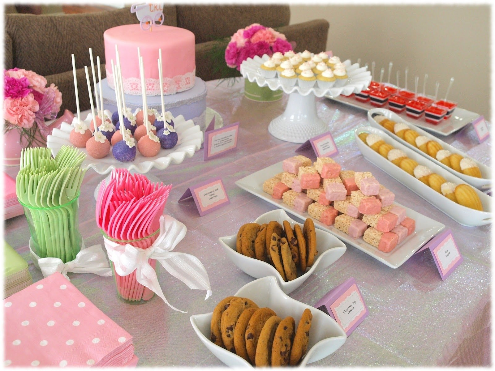 10 Awesome Dessert Ideas For Baby Shower photo baby shower dessert favors image 2020