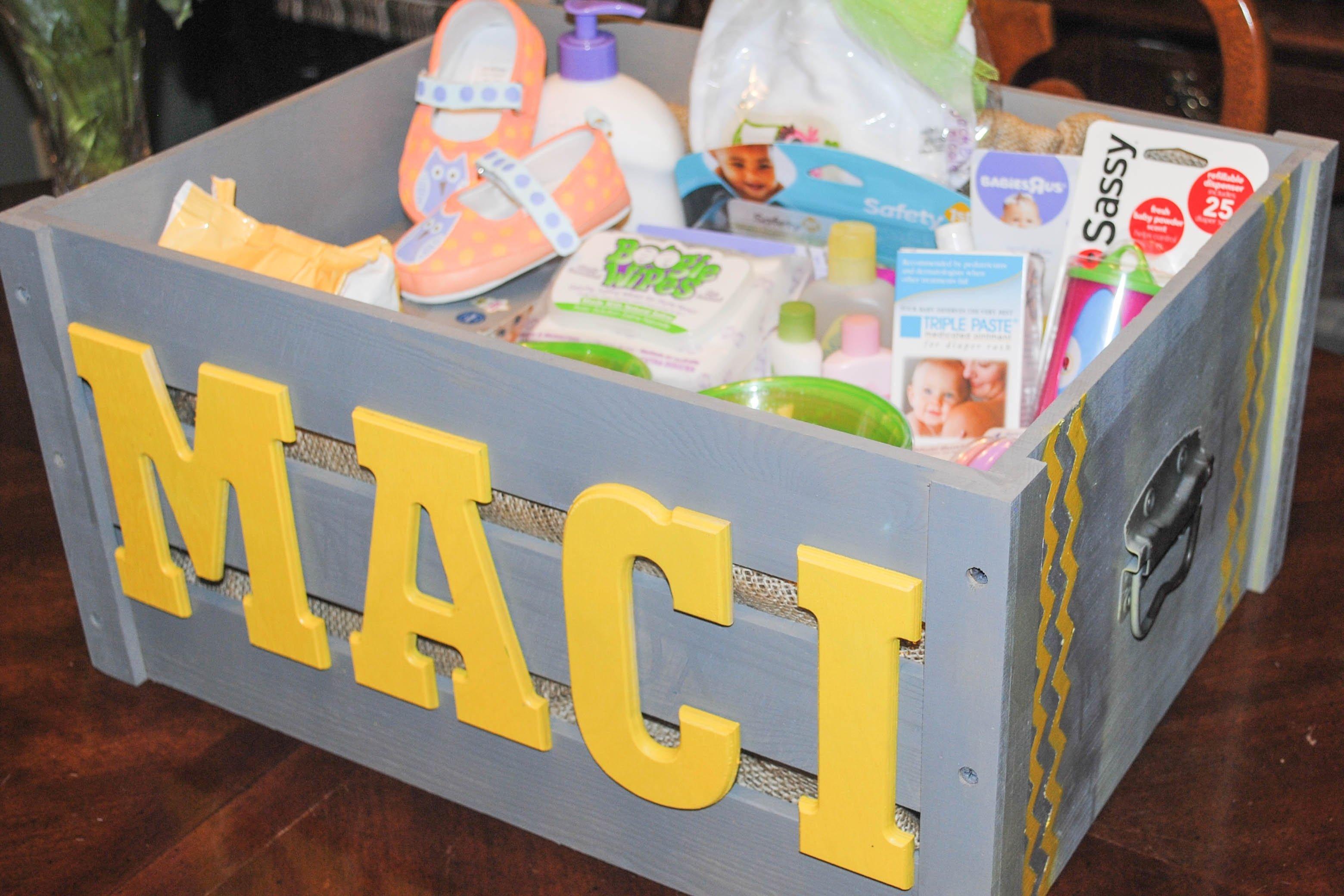 10 Stylish Martha Stewart Gift Basket Ideas photo baby shower gift baskets image
