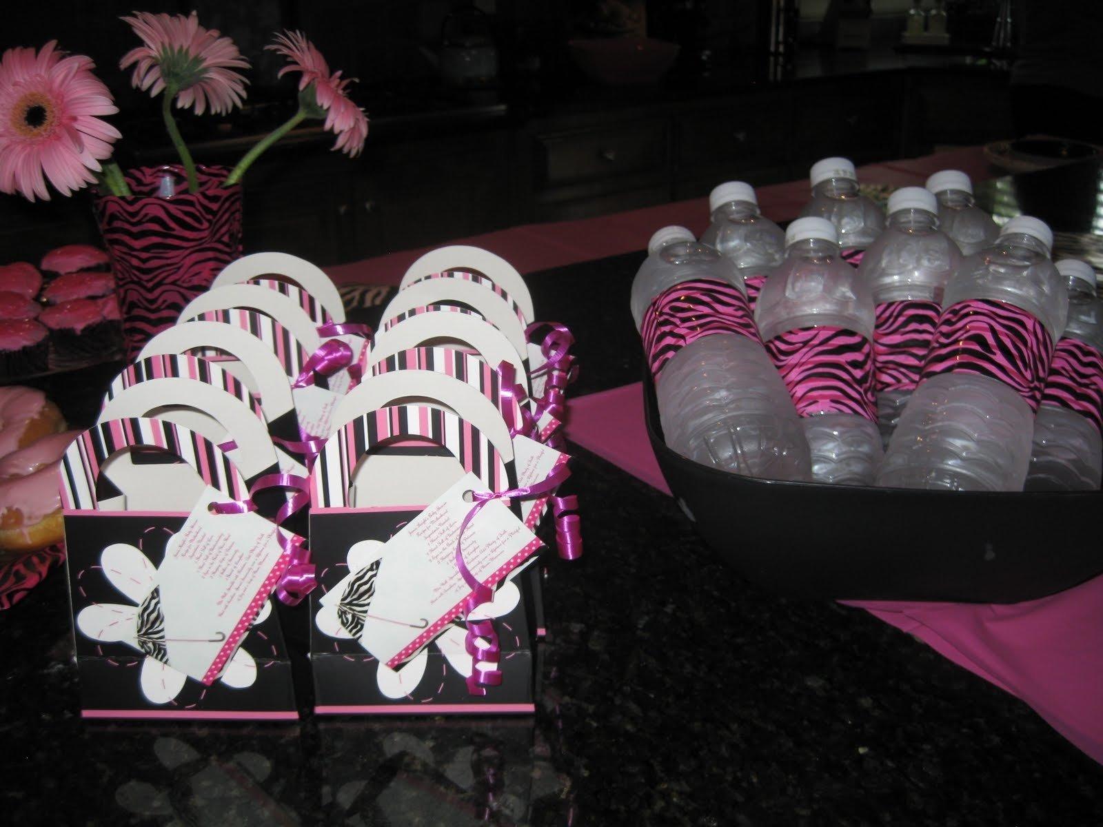 photo : baby shower invitations zebra and image