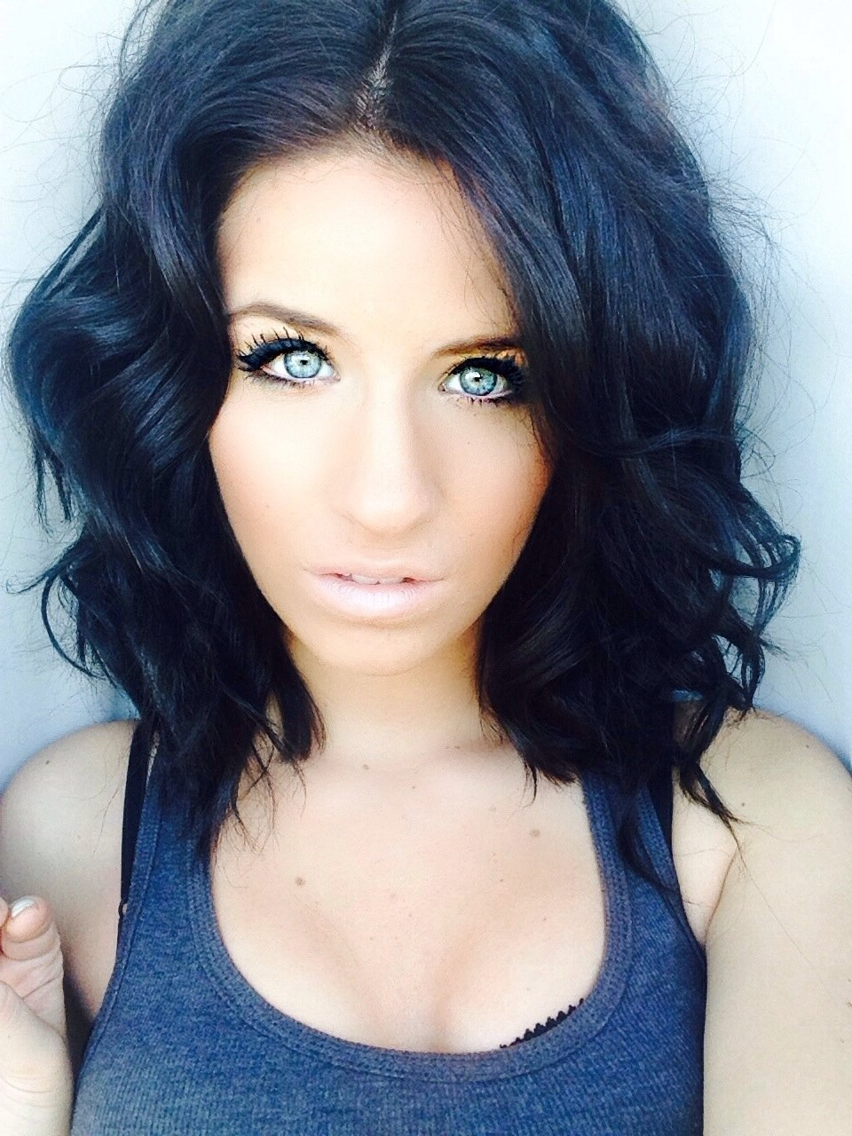 10 Great Blue And Black Hair Color Ideas photo blue and black hair colors blue black hair color ideas hair 2020