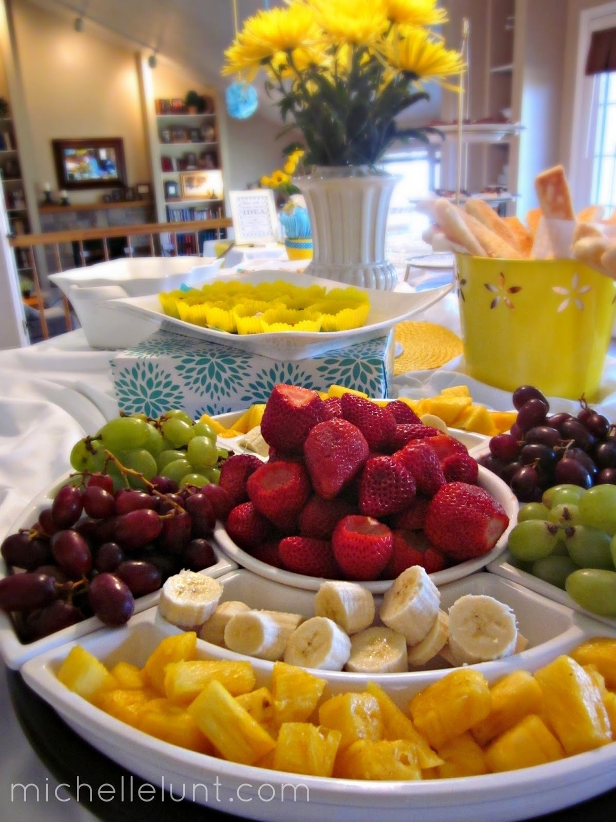10 Lovable Brunch Menu Ideas Martha Stewart photo bridal shower food on image 2 2020