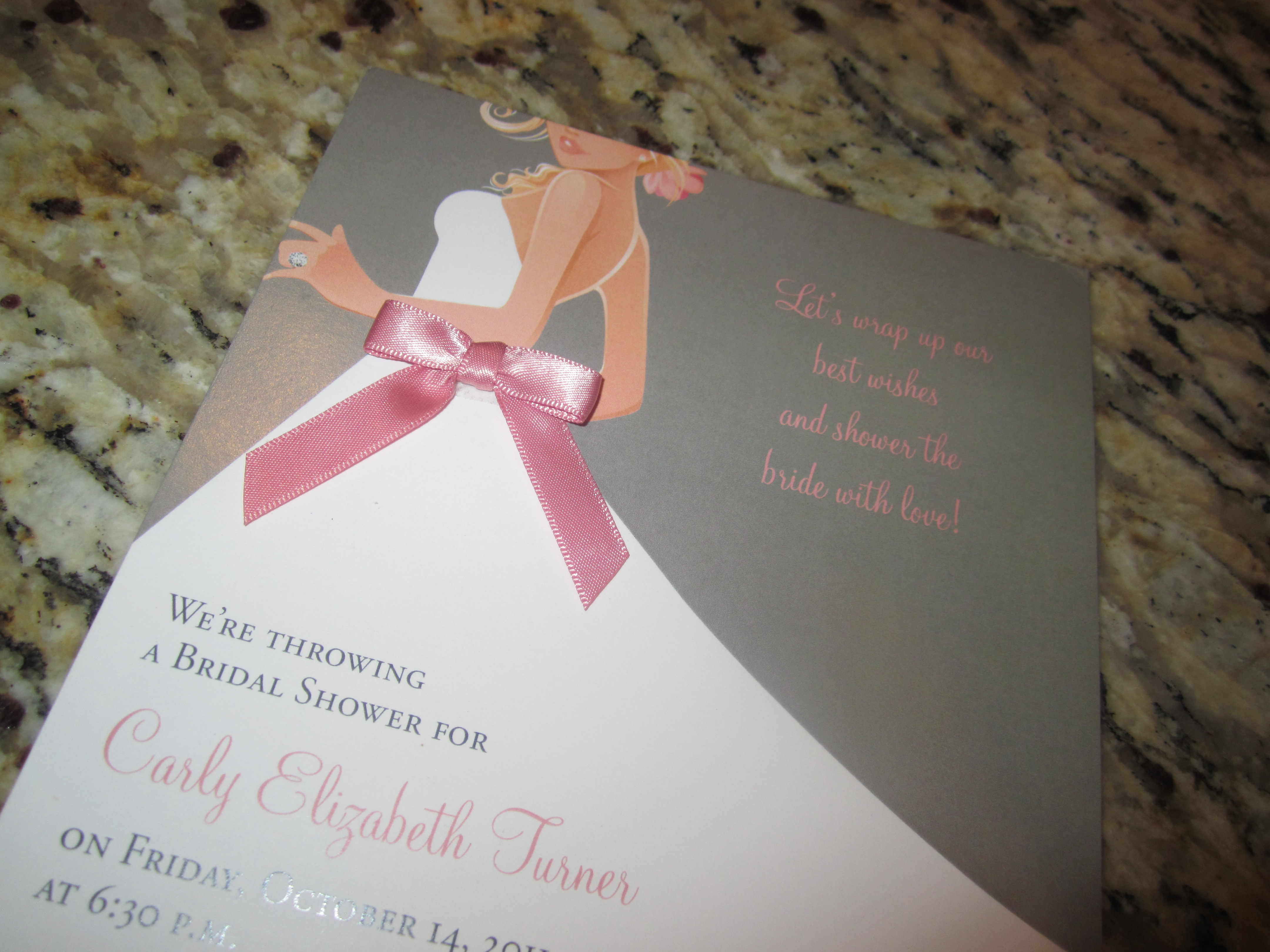 10 Most Recommended Diy Bridal Shower Invitations Ideas photo bridal shower invitations wording image 1 2020