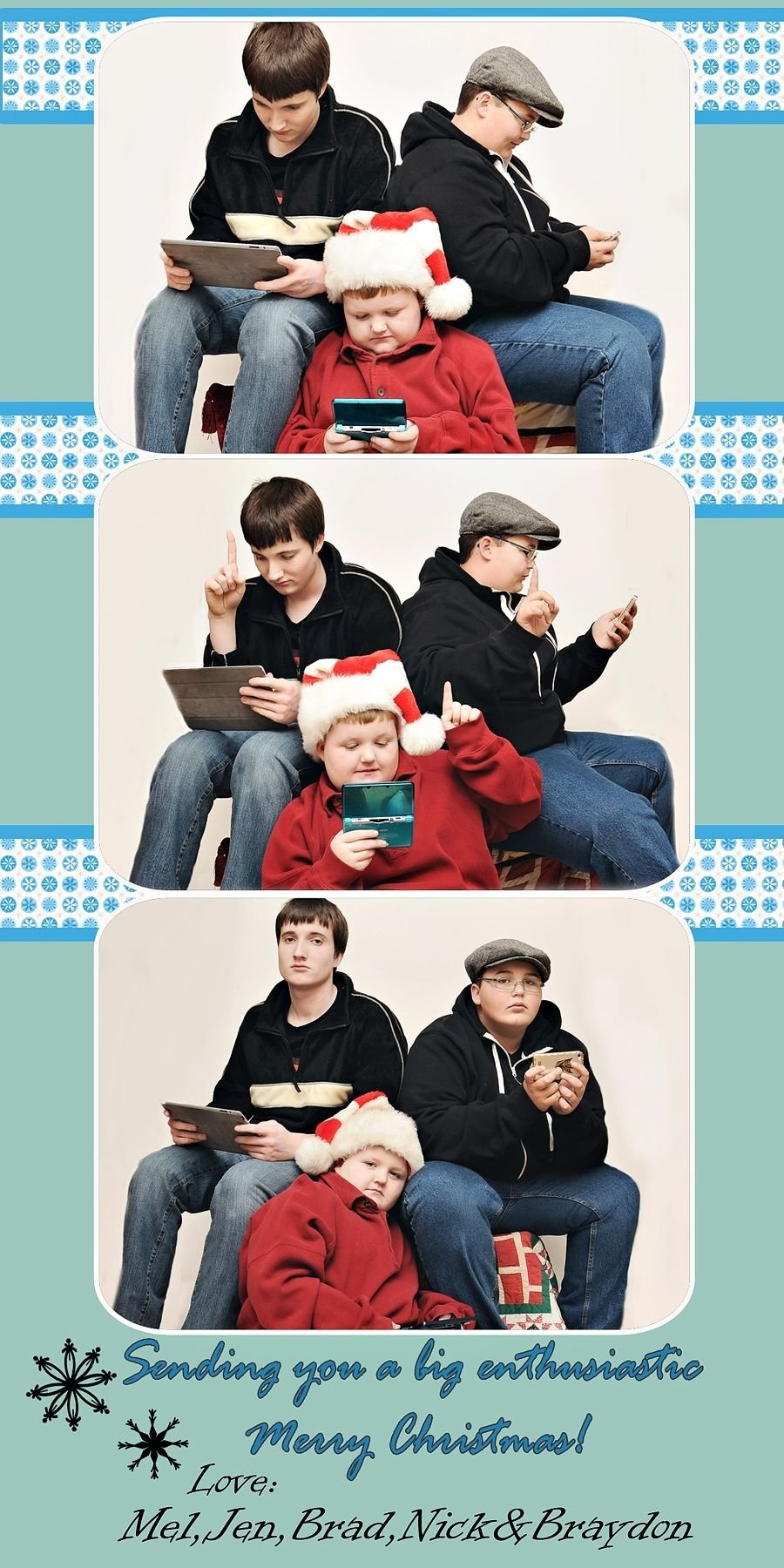 10 Most Popular Christmas Card Ideas With Kids photo card ideas for older kids christmas photo card photography 2020
