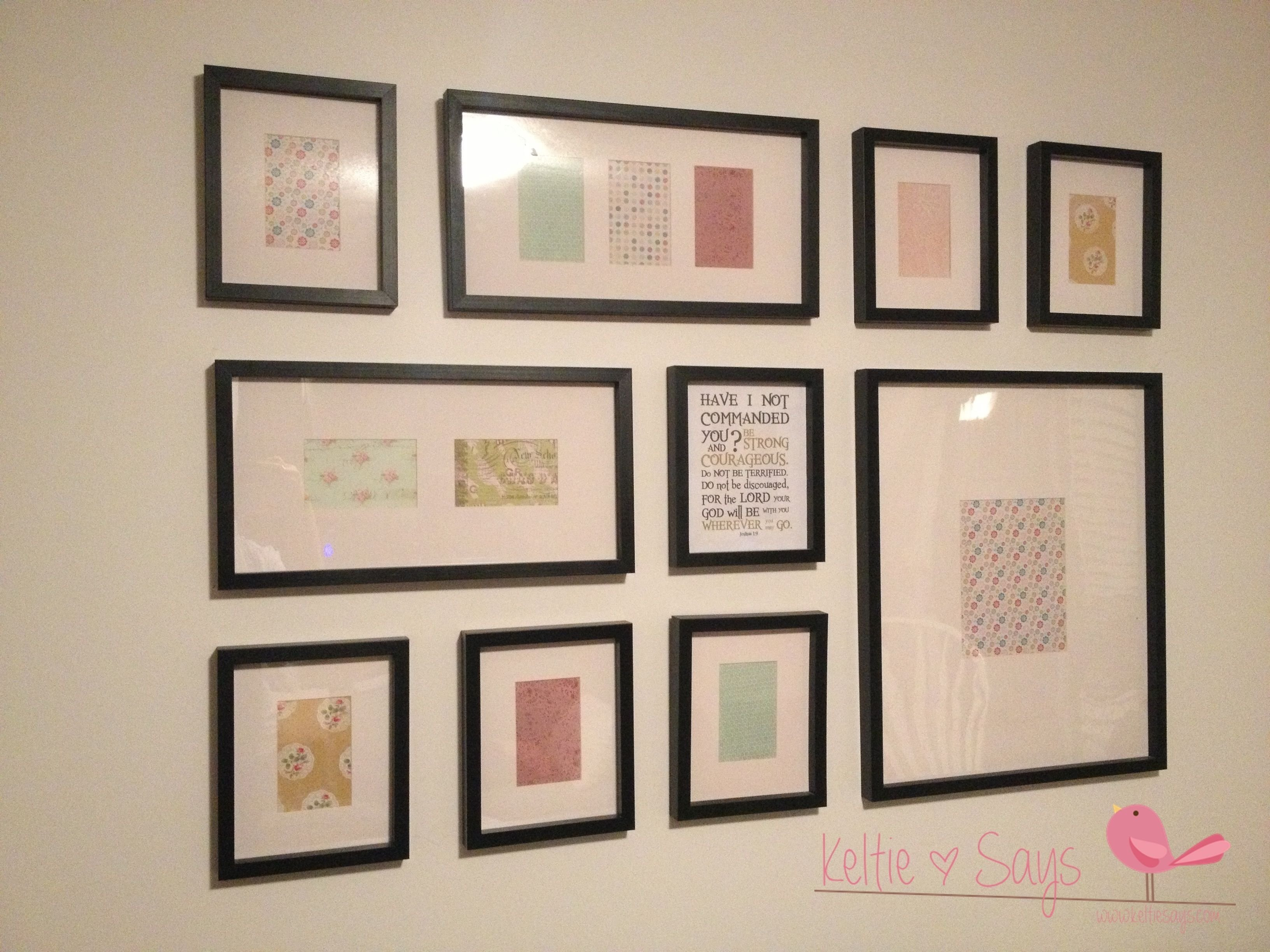 10 Most Popular Picture Frame Collage Ideas For Wall photo frame collage wall home pinterest frame collage walls 2020