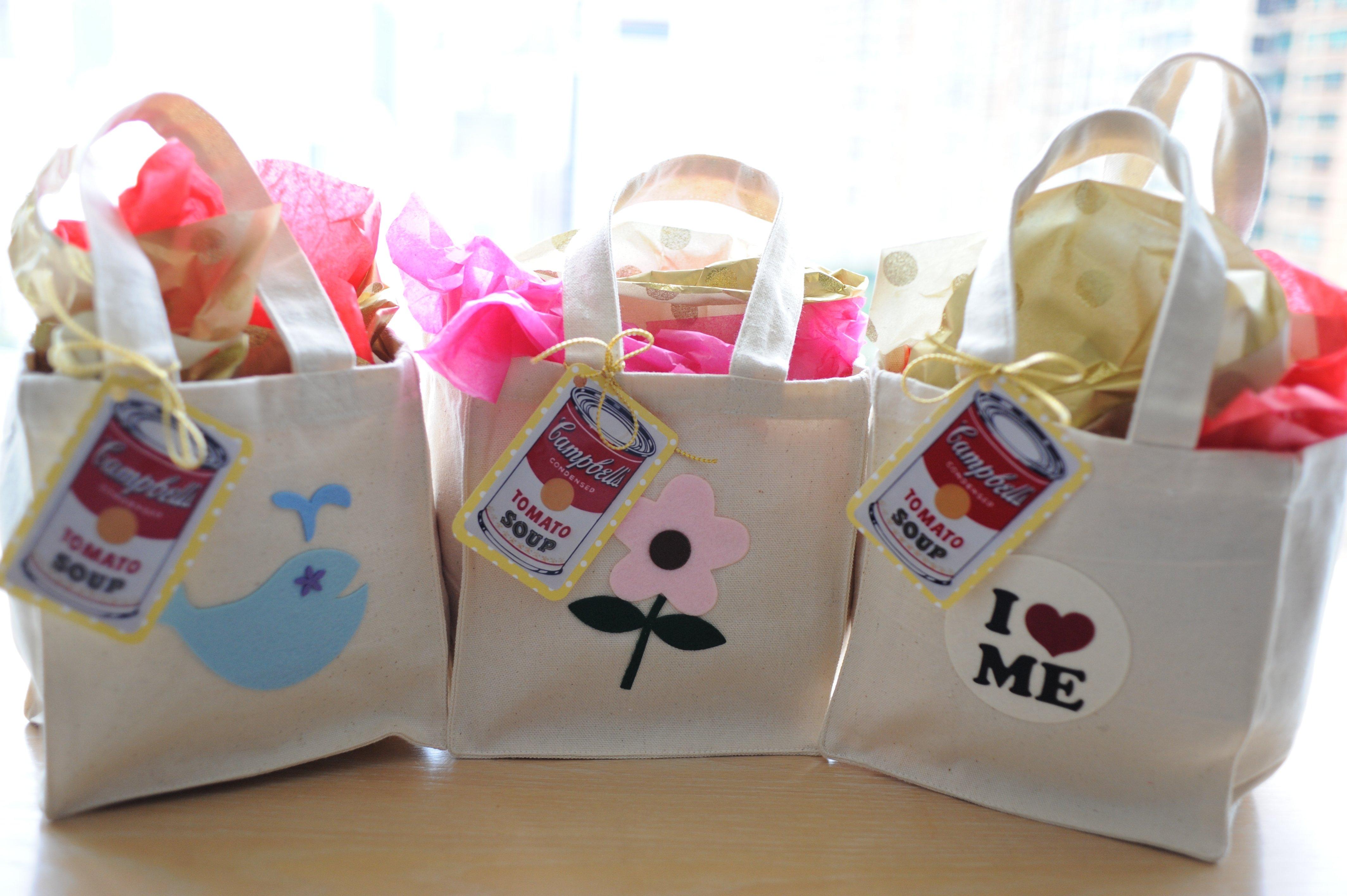 10 Elegant Baby Shower Gift Bag Ideas photo homemade baby shower gift image 2021