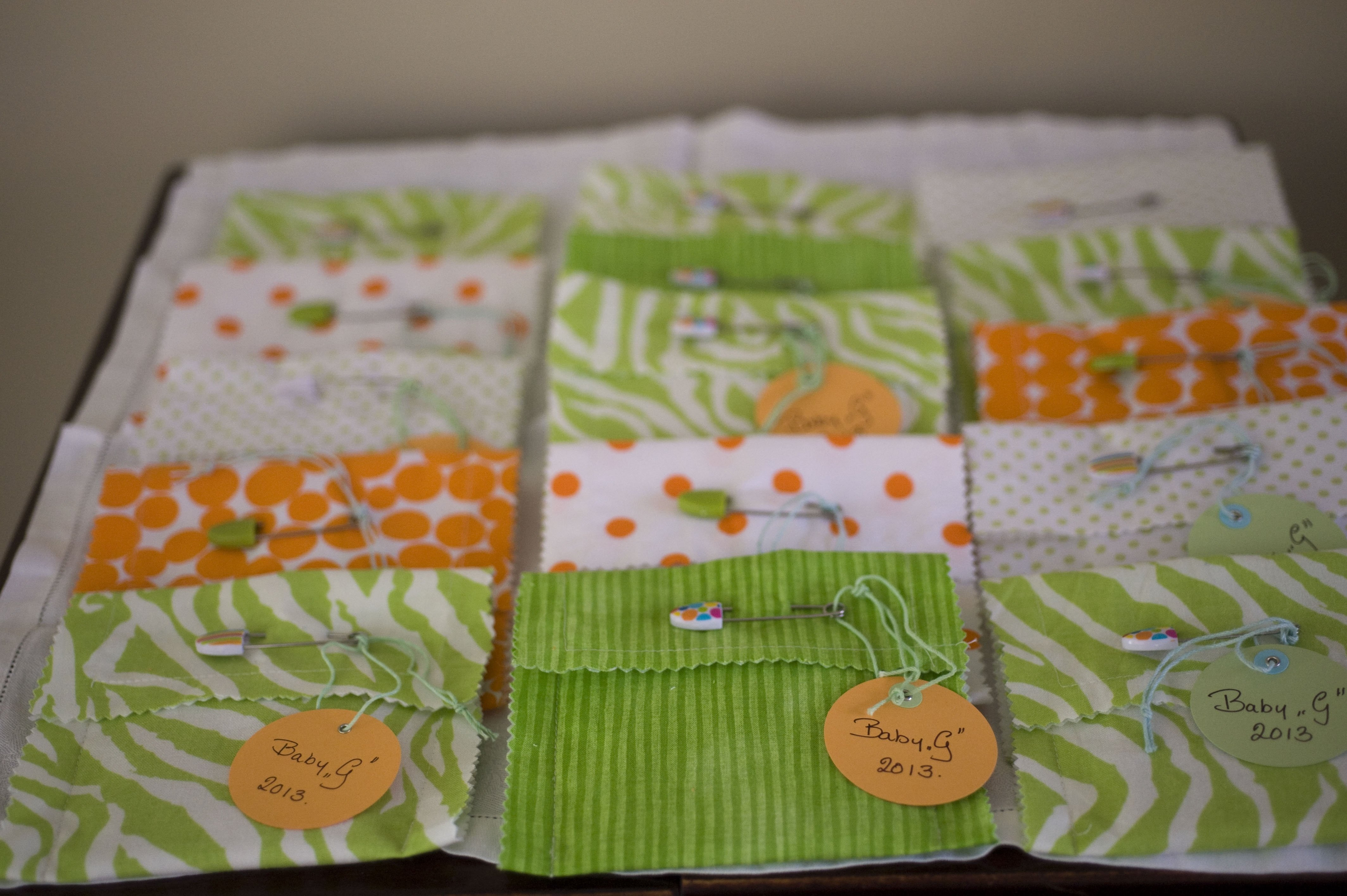 photo : homemade baby shower gifts image