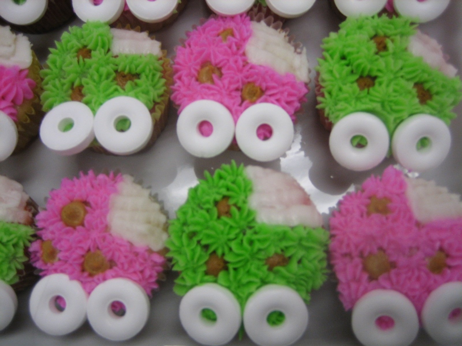 10 Famous Pink And Green Baby Shower Ideas photo ladybug baby shower centerpieces image 2020
